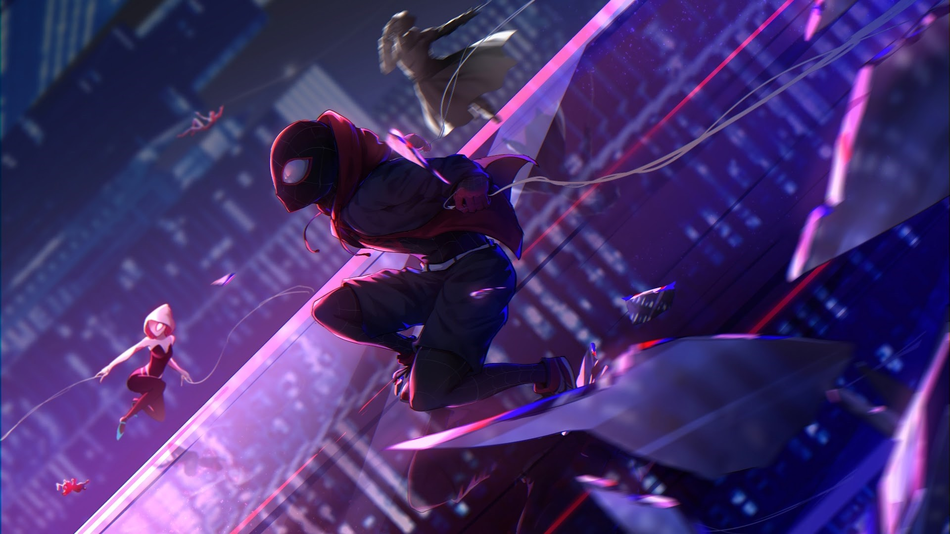Into The Spider Verse Pic