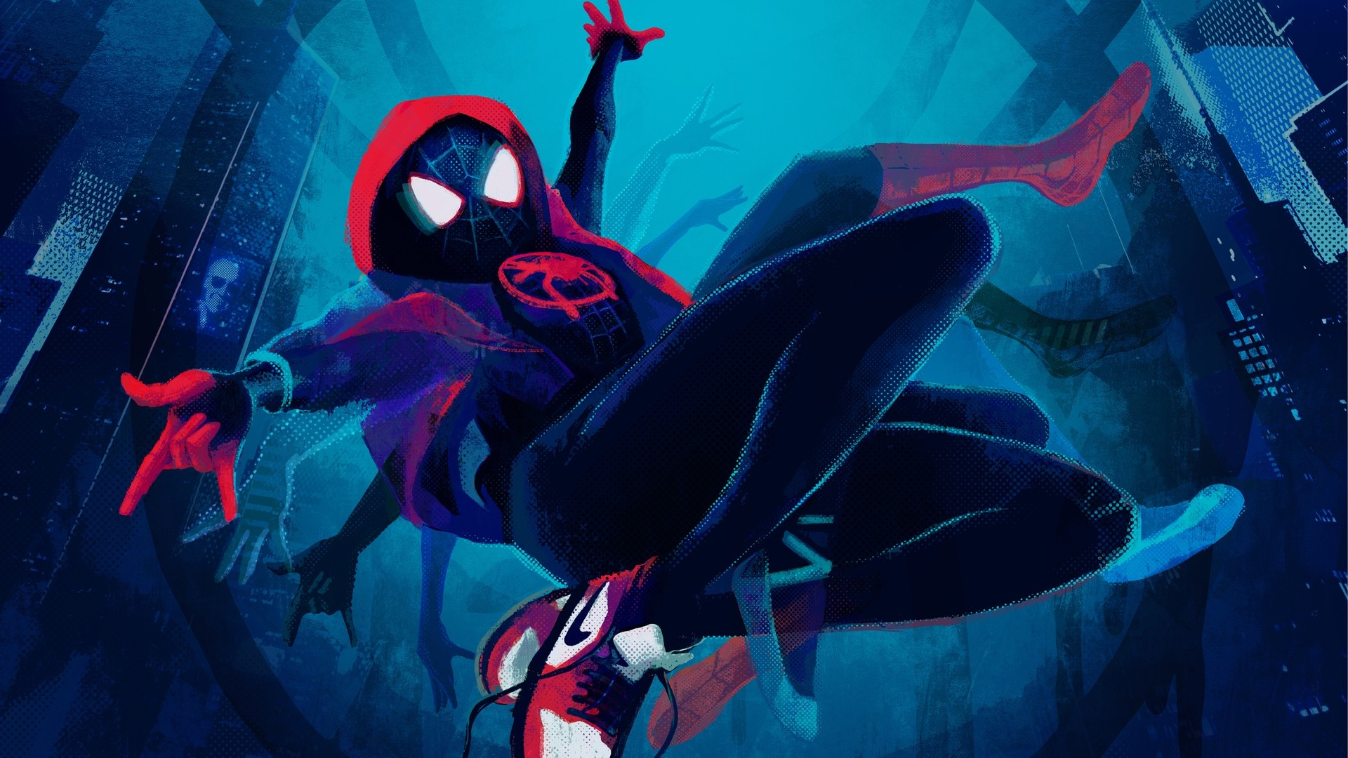 Into The Spider Verse HD Download