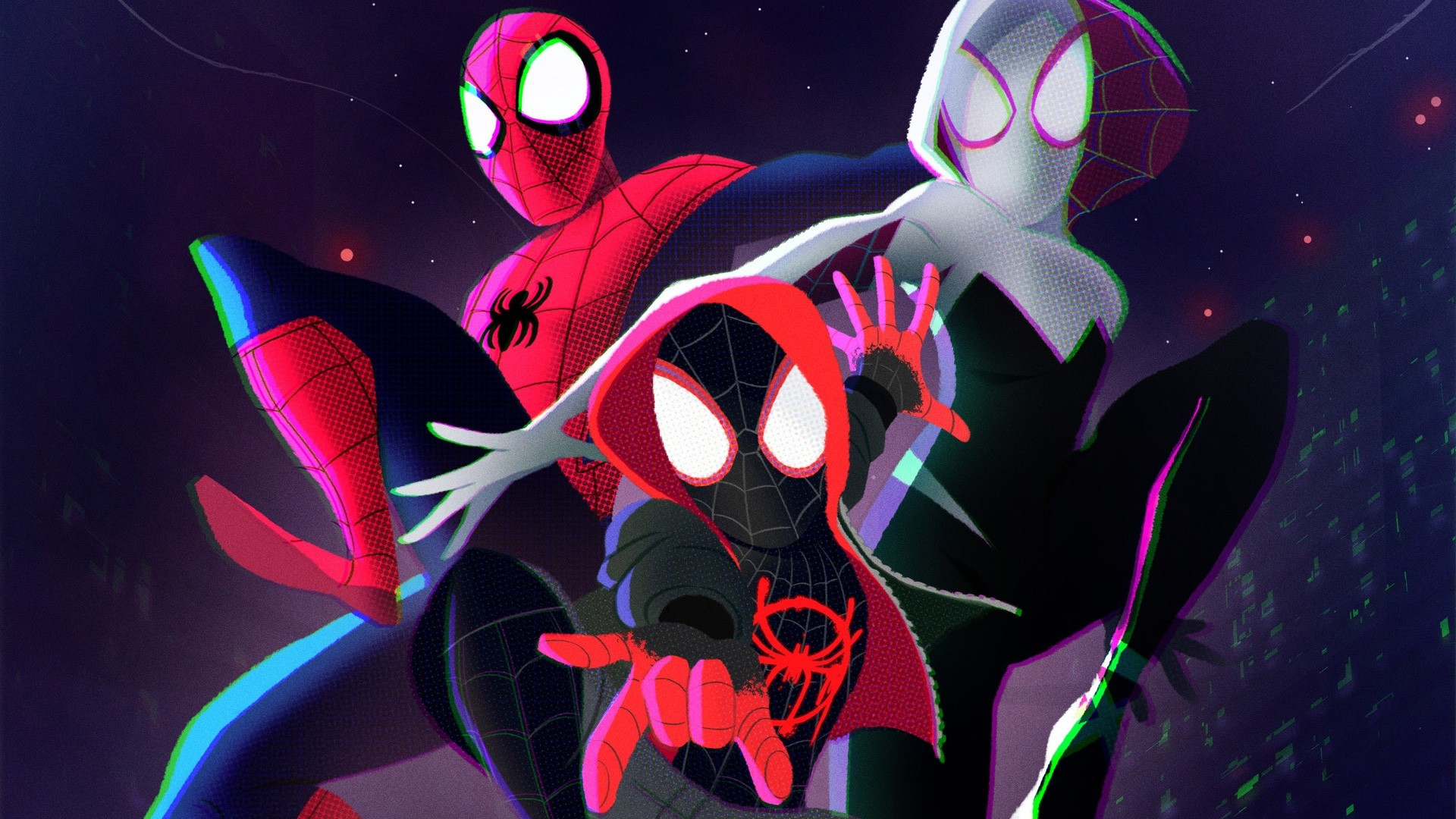 Into The Spider Verse Picture