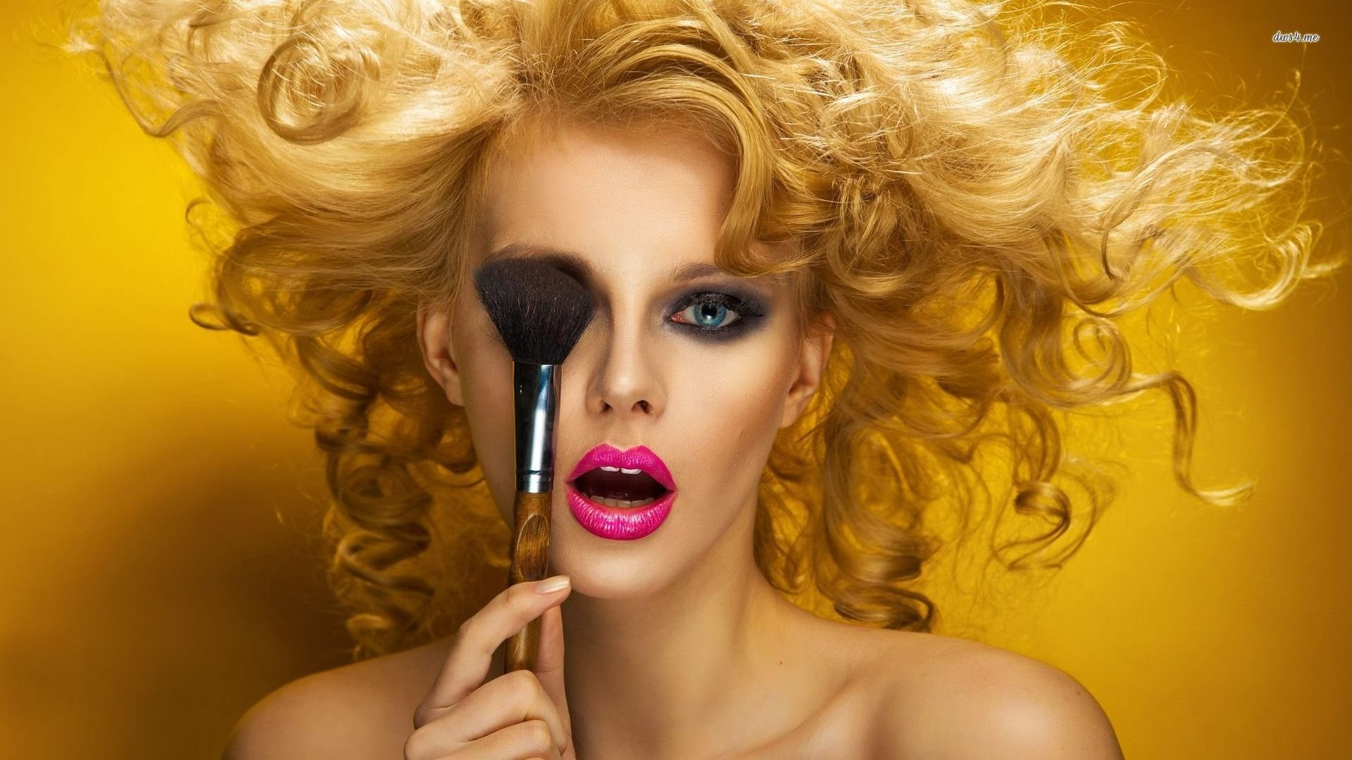 Makeup Full HD Wallpaper