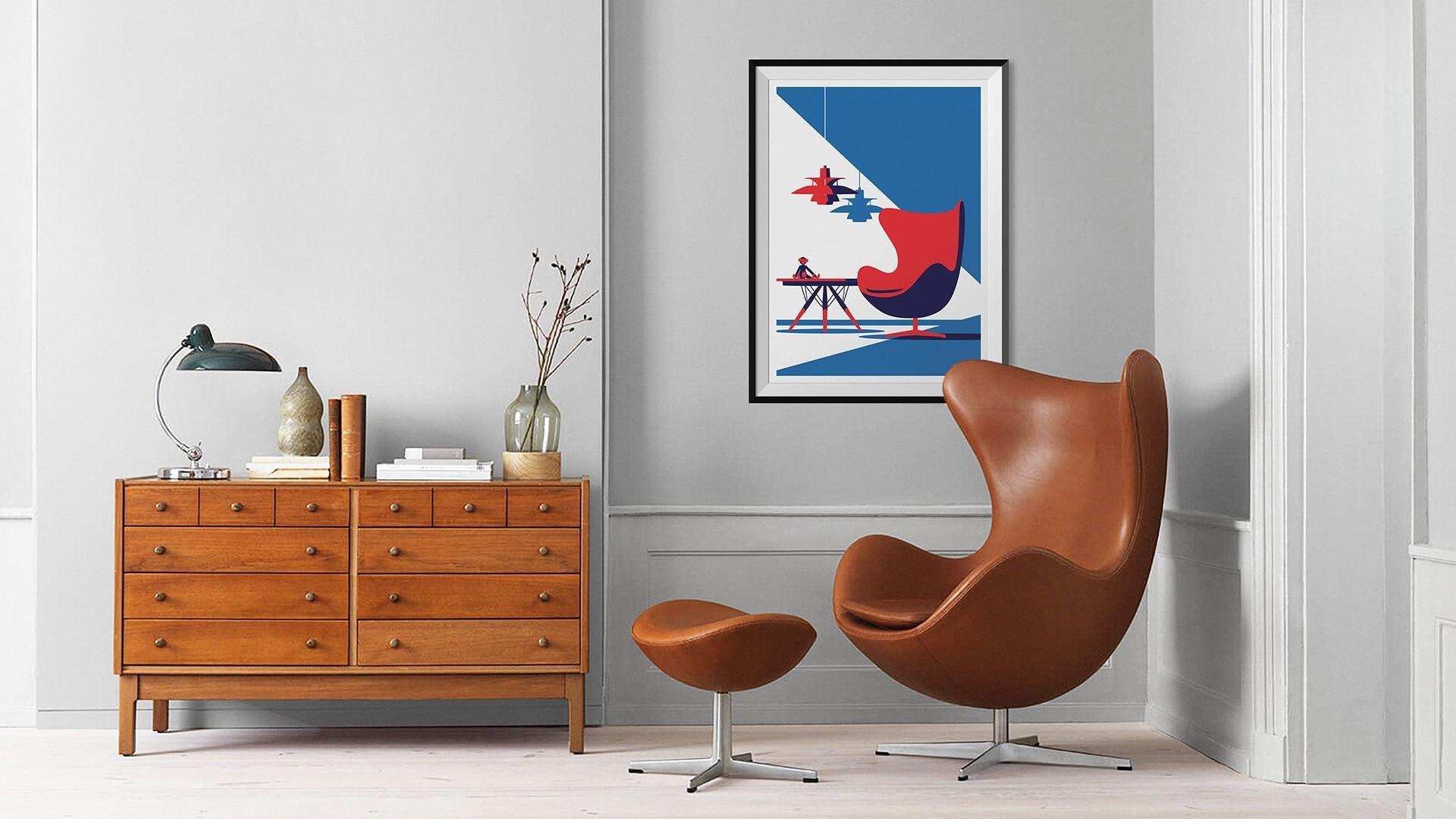 Mid Century Modern hd wallpaper download
