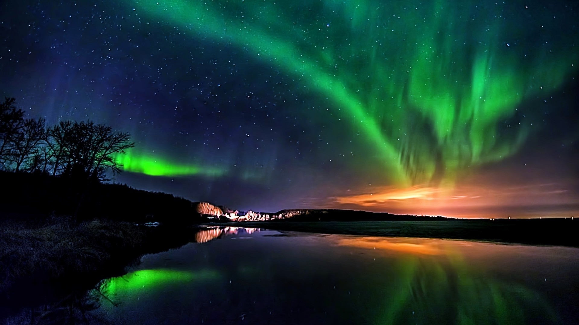 Northern Lights Wallpaper and Background
