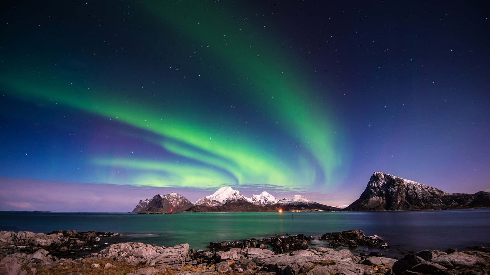 Northern Lights Download Wallpaper