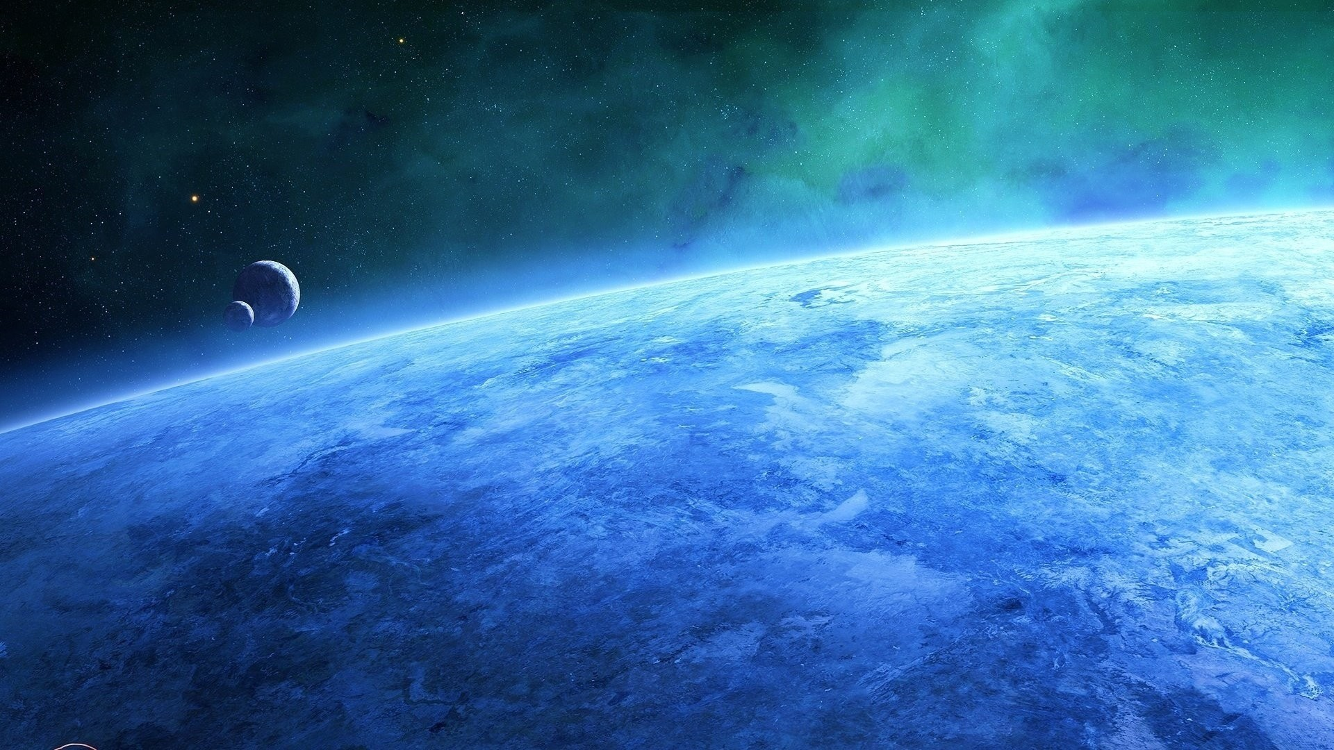Outer Space PC Wallpaper HD