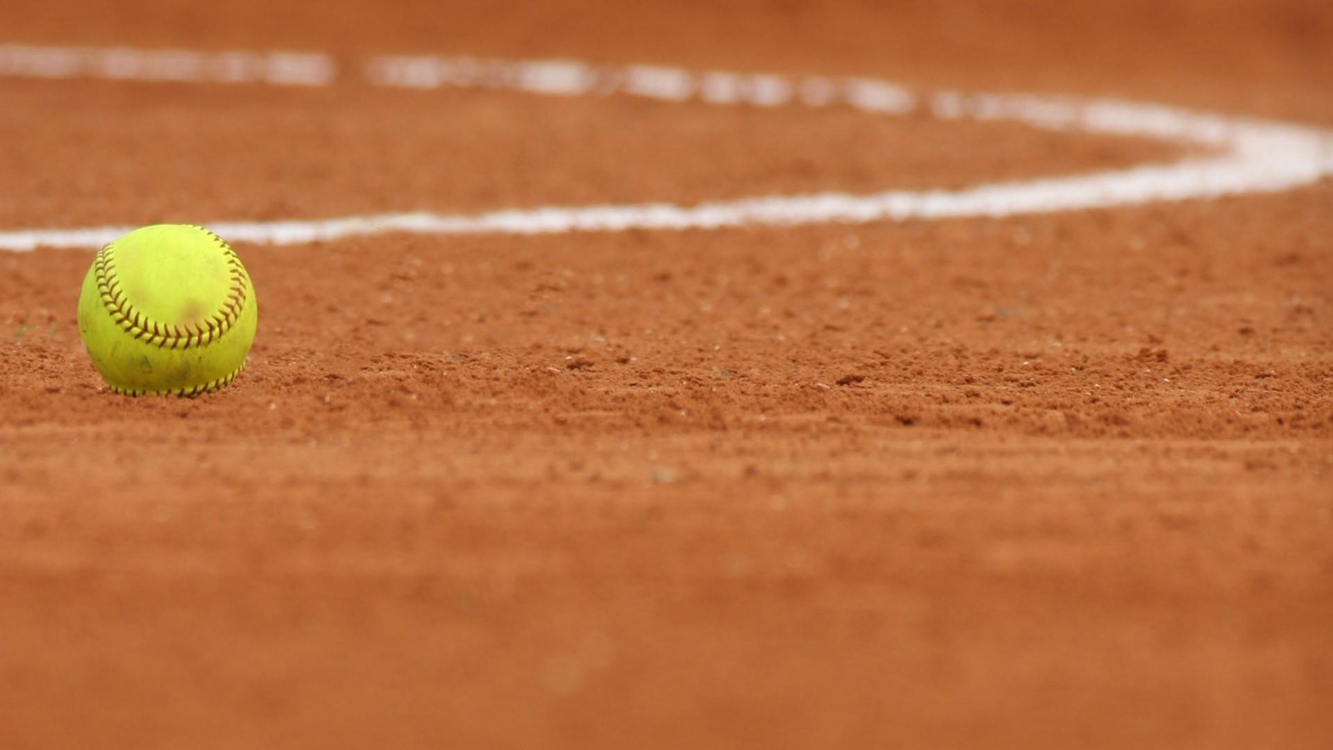 Softball Download Wallpaper