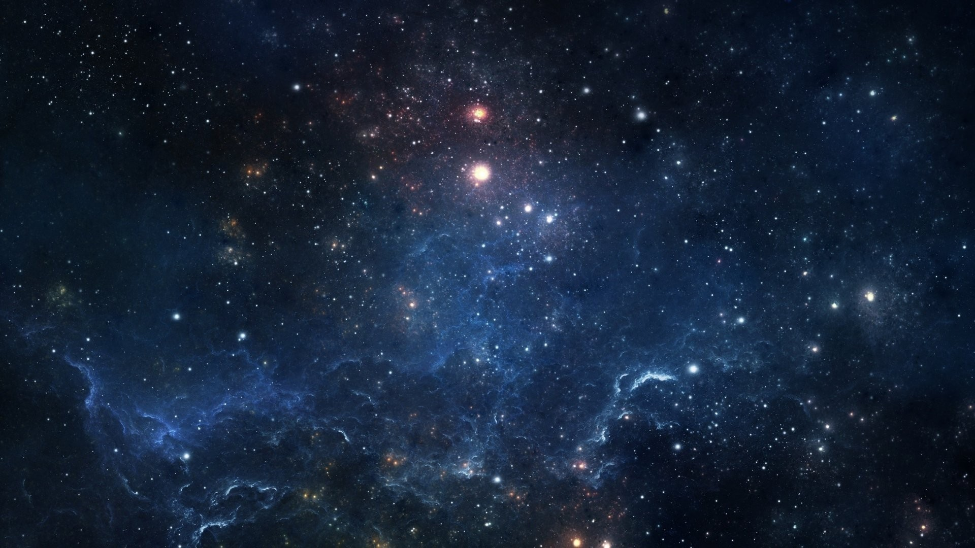 Space Free Wallpaper