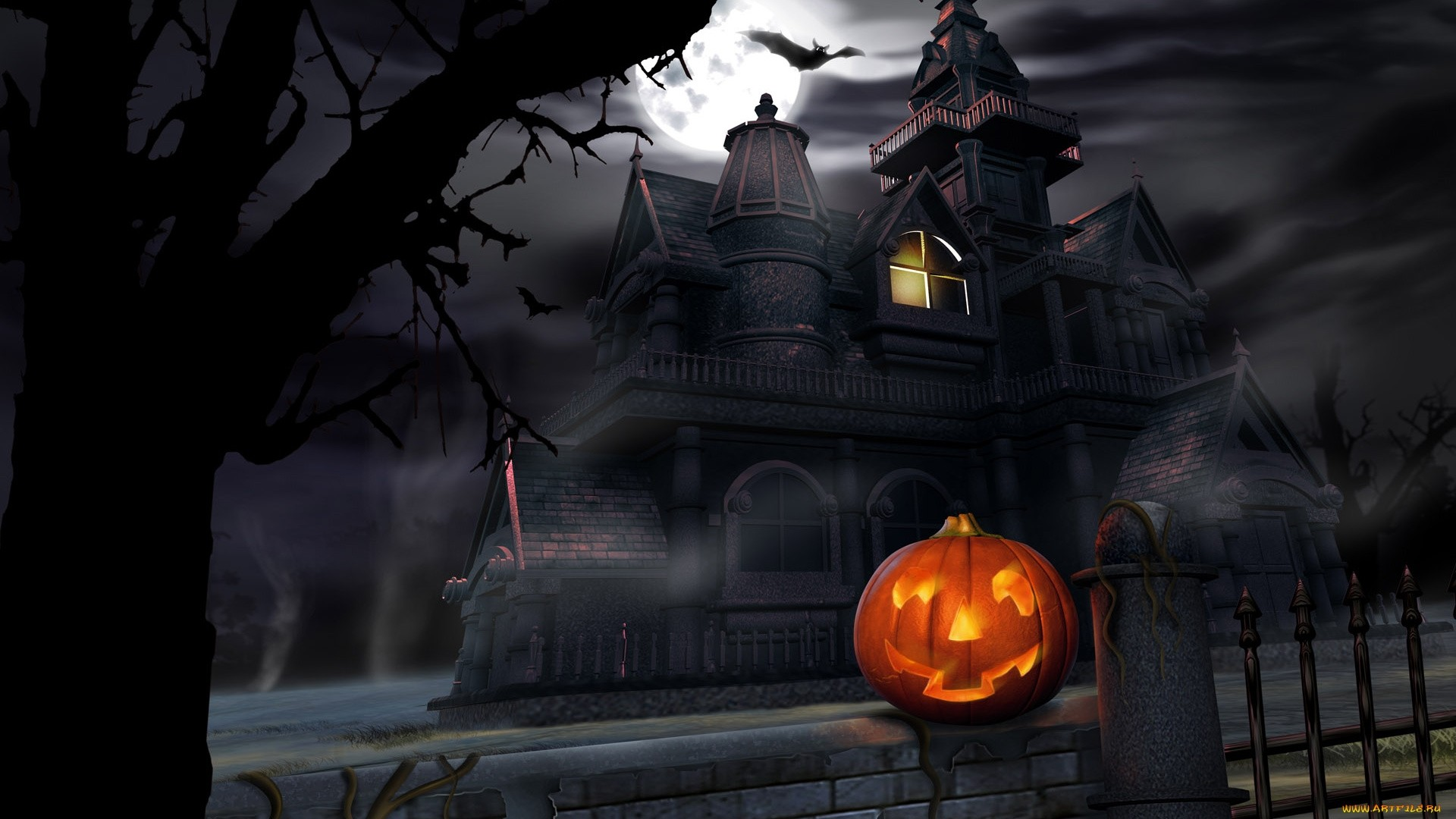 Spooky Wallpaper for pc
