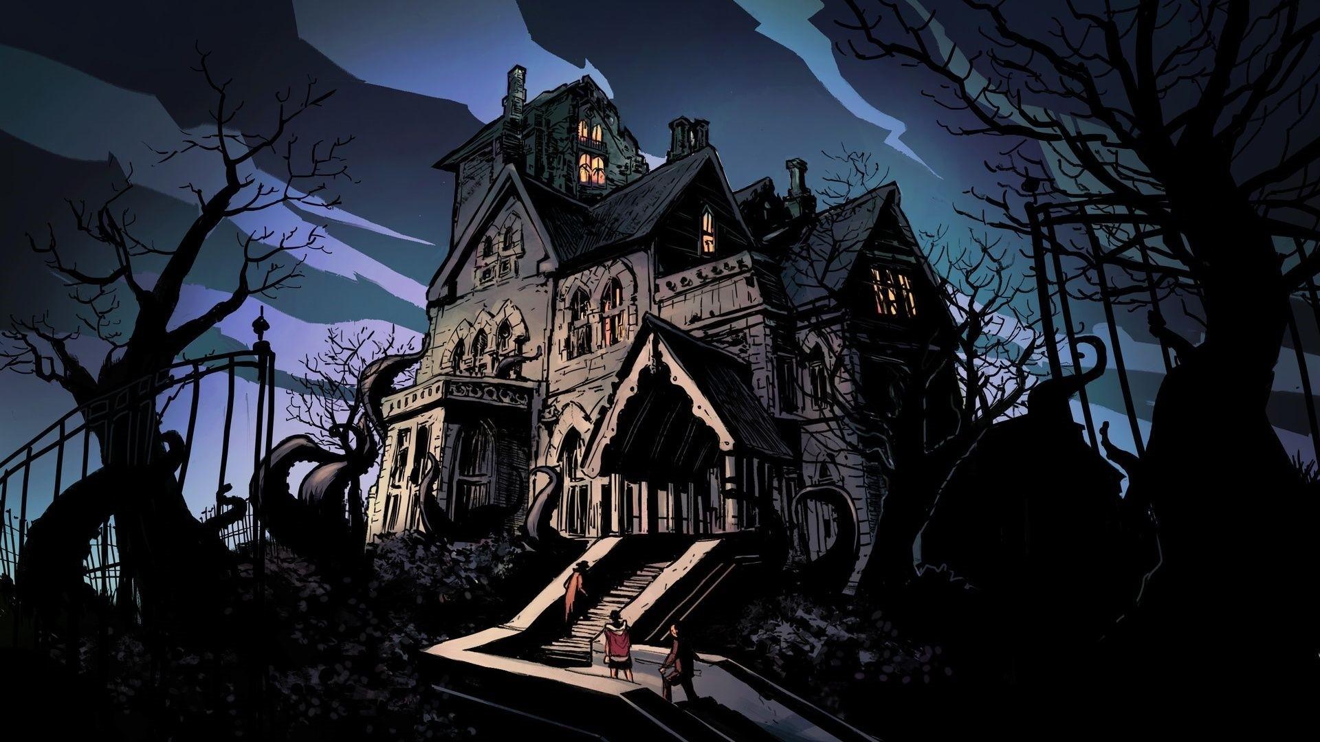 Spooky Download Wallpaper