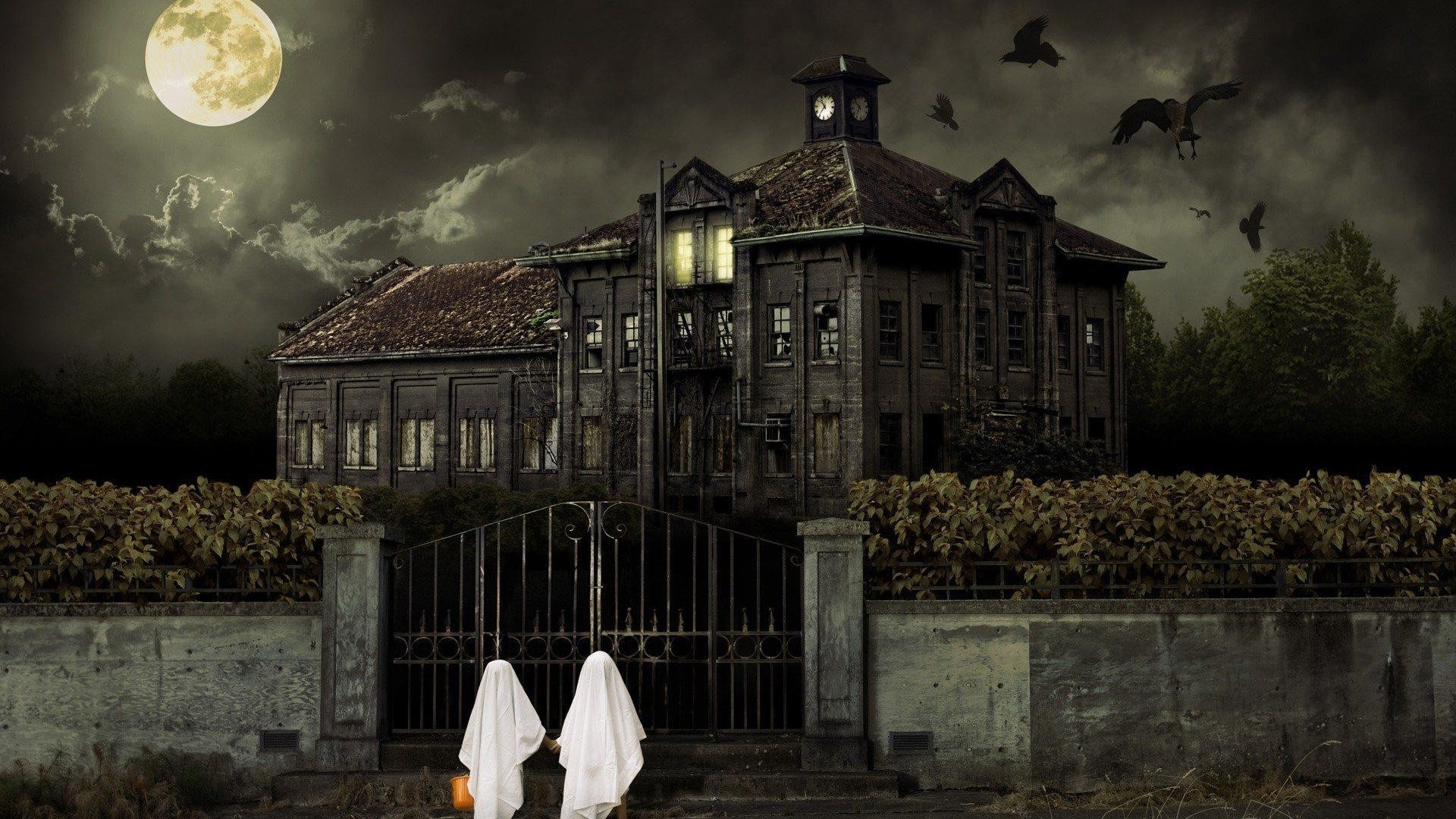 Spooky HD Wallpaper