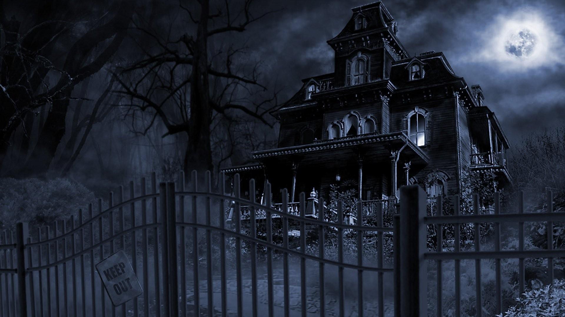 Spooky PC Wallpaper