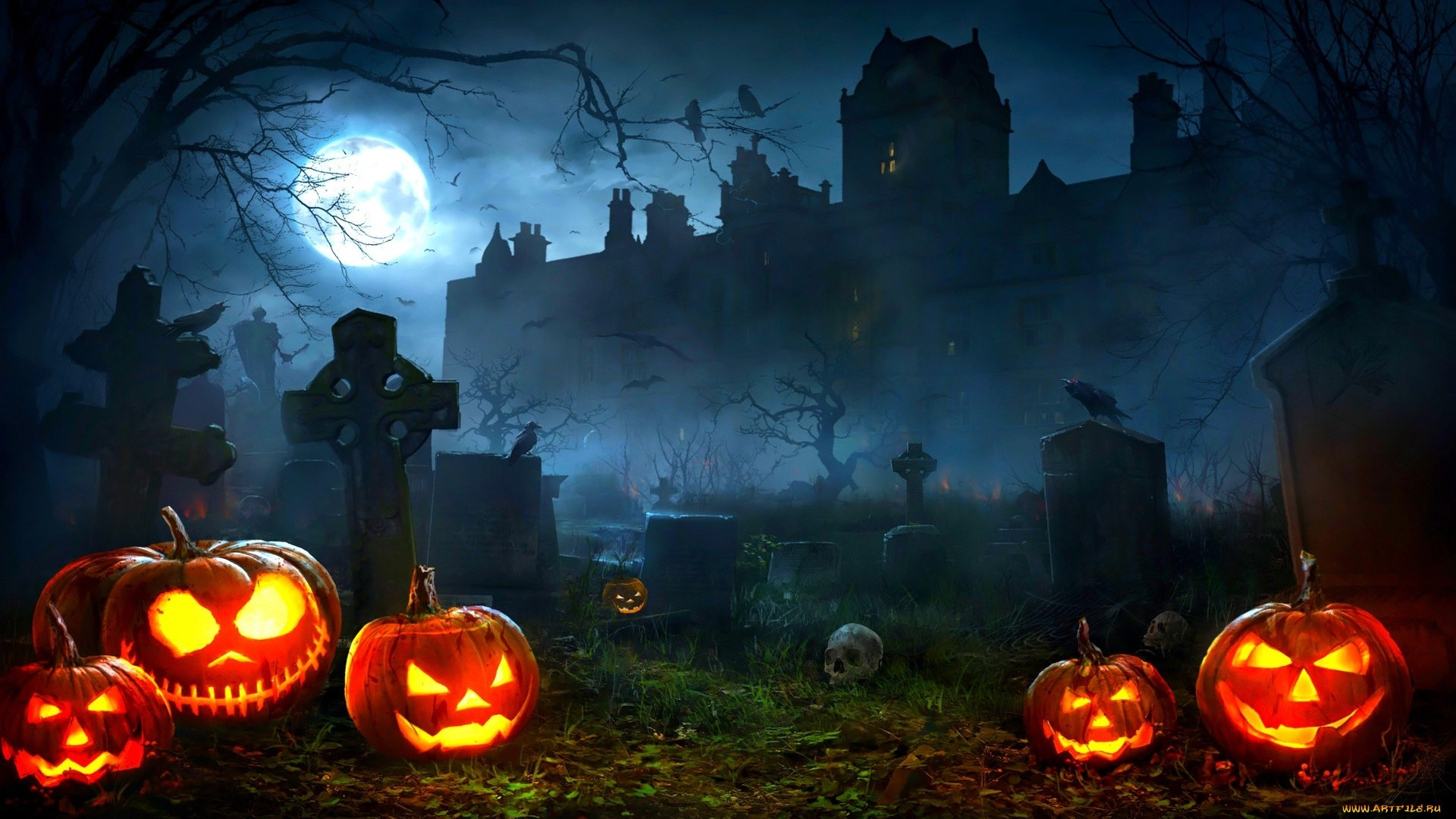 Spooky Image