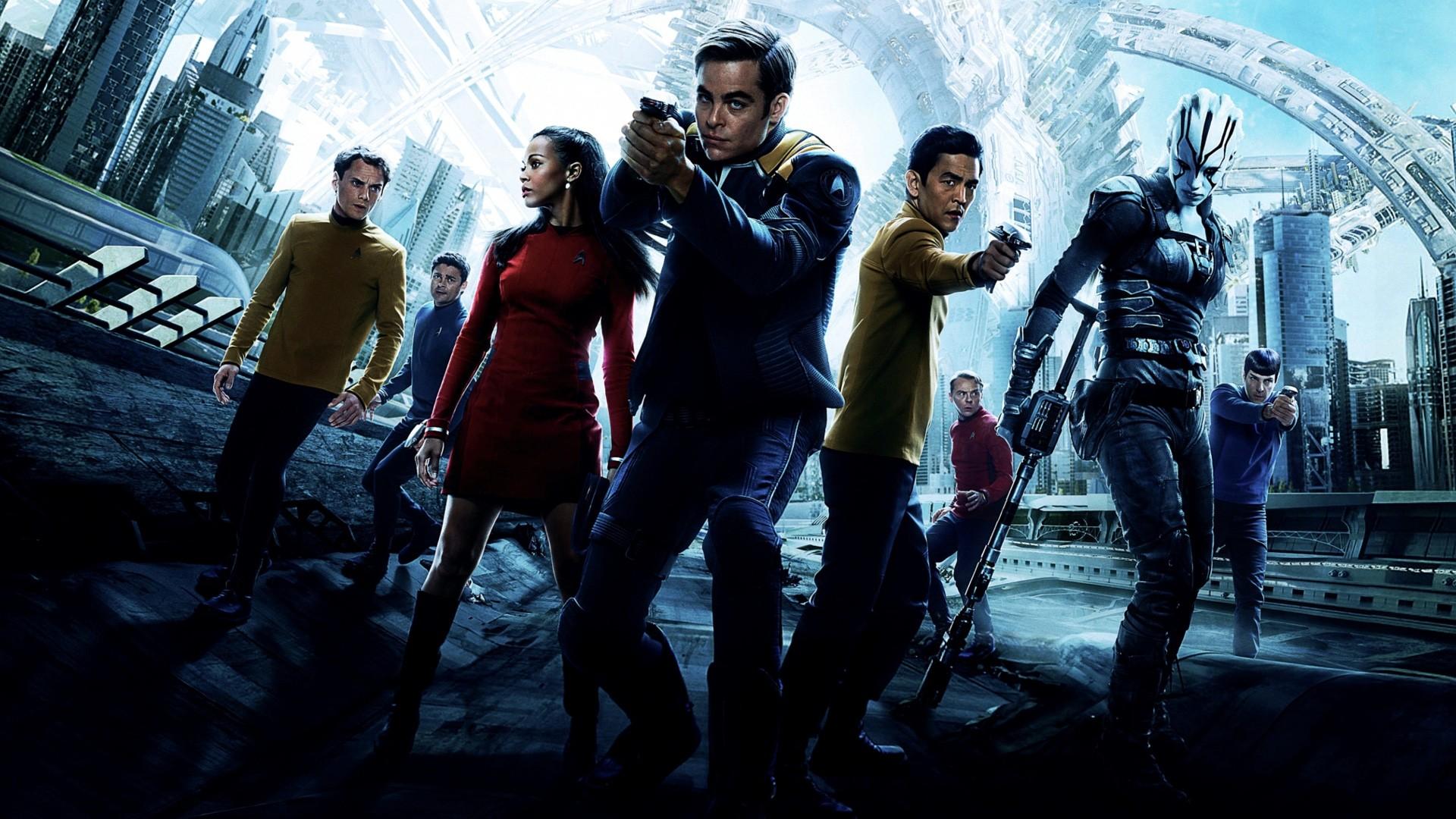Star Trek Full HD Wallpaper
