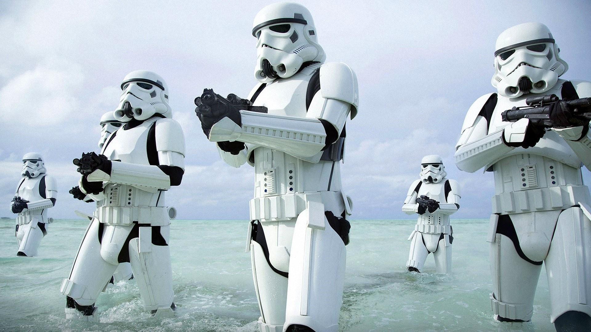 Stormtrooper hd desktop wallpaper