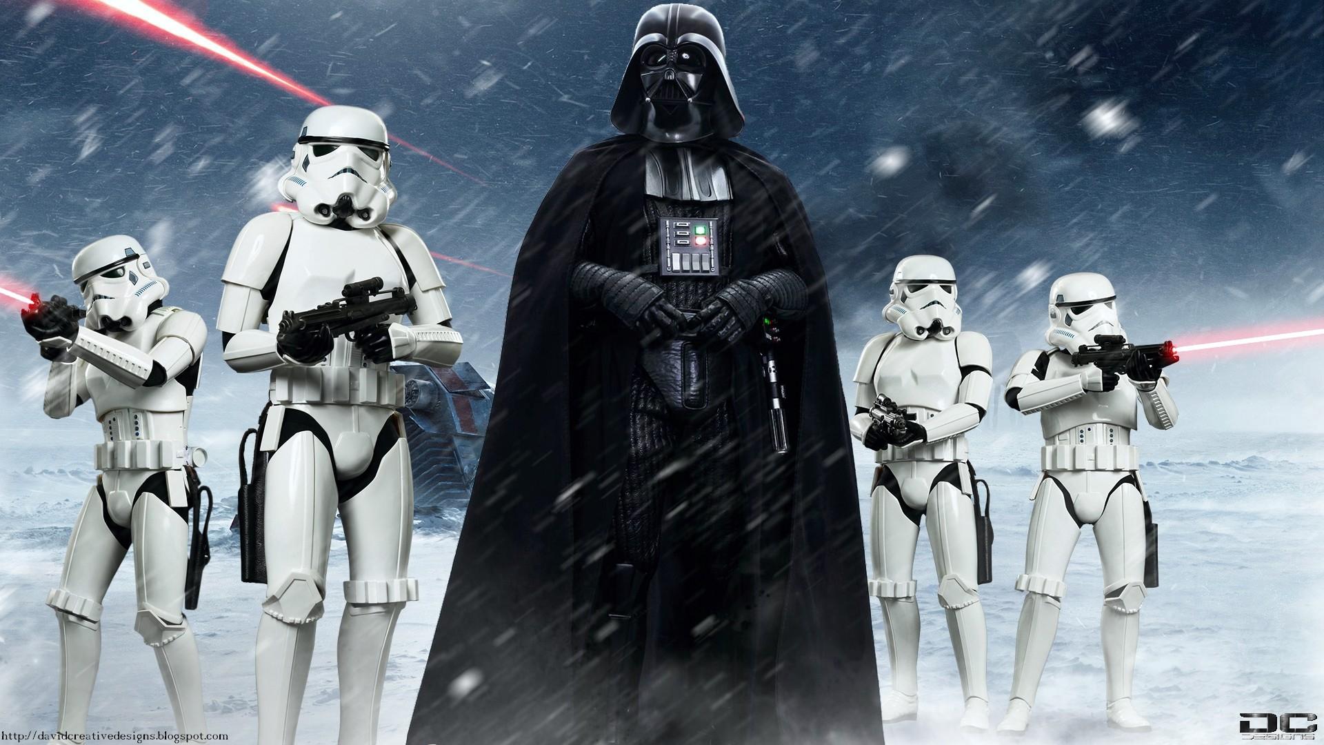 Stormtrooper Full HD Wallpaper