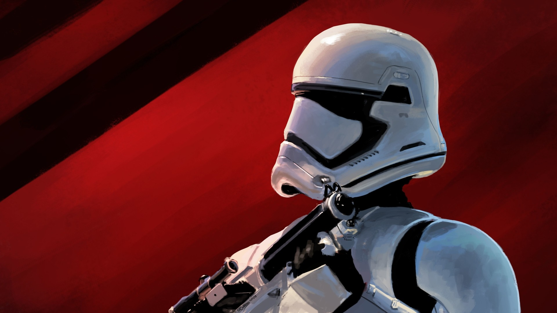 Stormtrooper a wallpaper