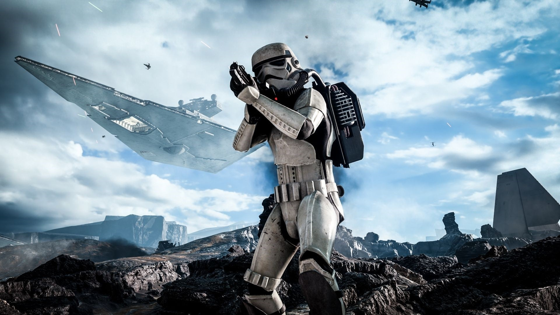 Stormtrooper Free Wallpaper and Background