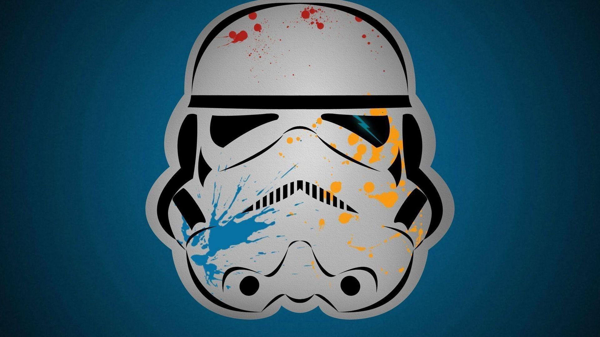 Stormtrooper Desktop Wallpaper