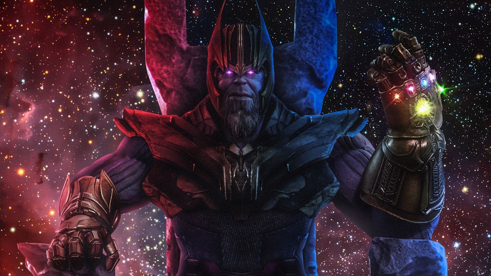Thanos Wallpaper image hd