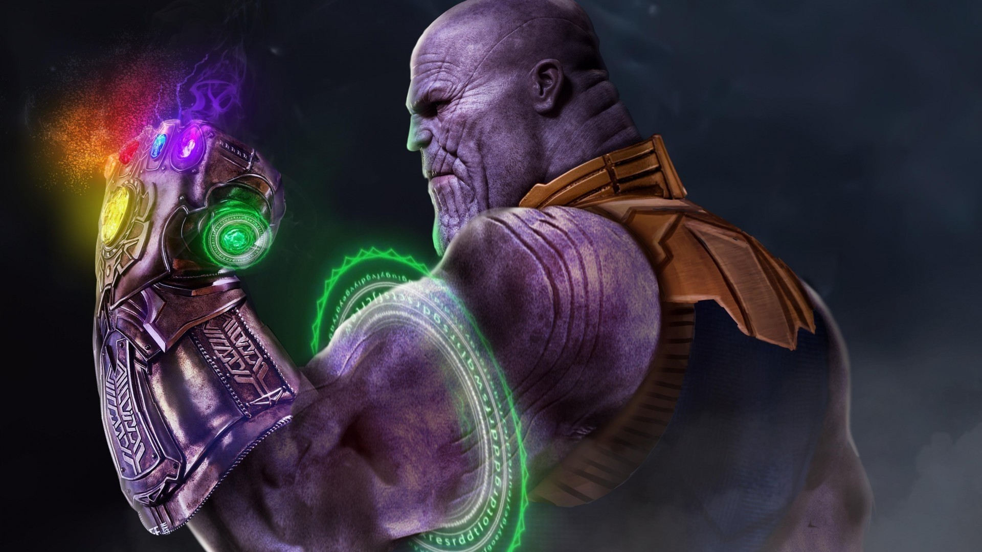 Thanos PC Wallpaper
