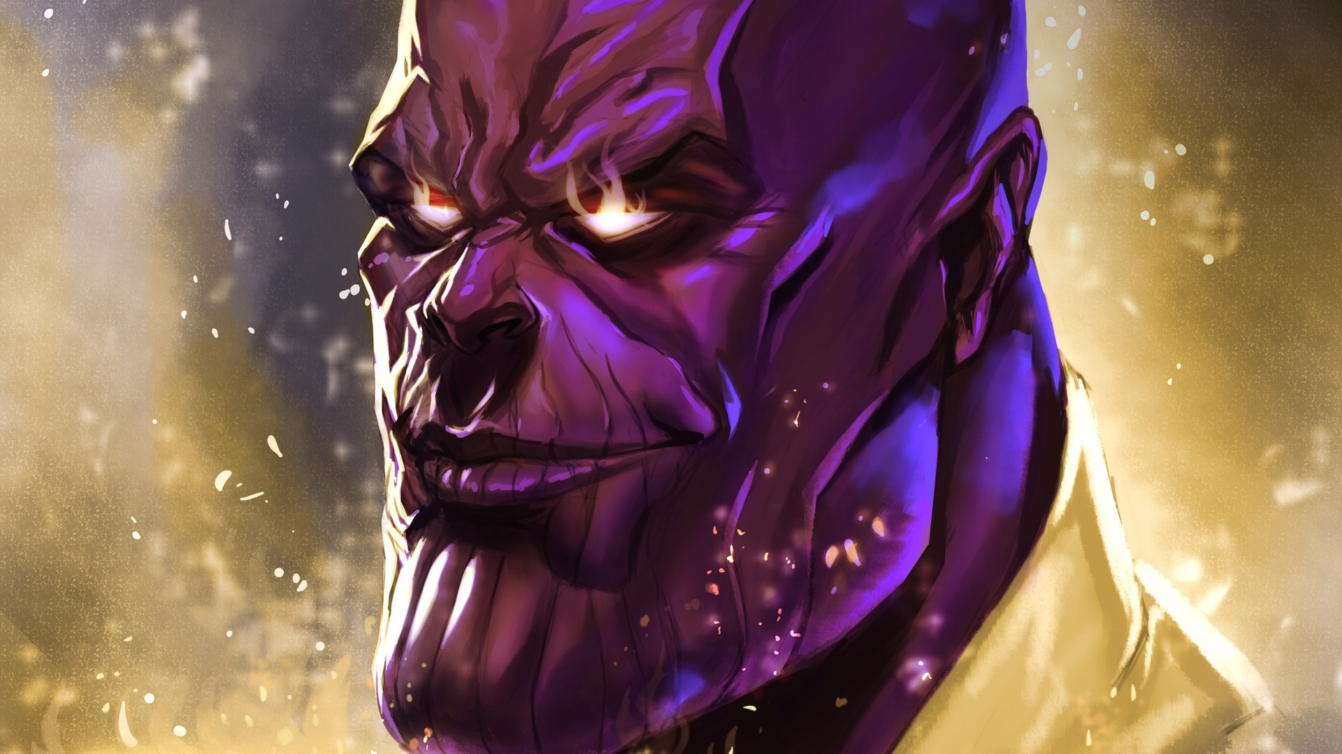 Thanos Desktop Wallpaper