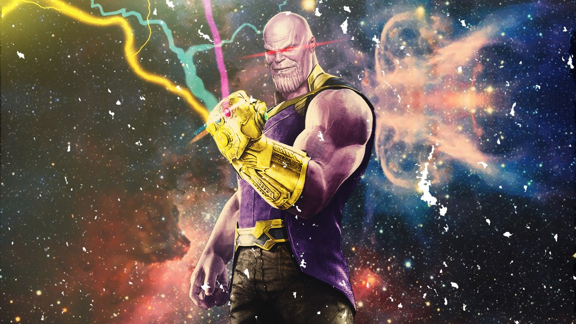 Thanos HD Wallpaper