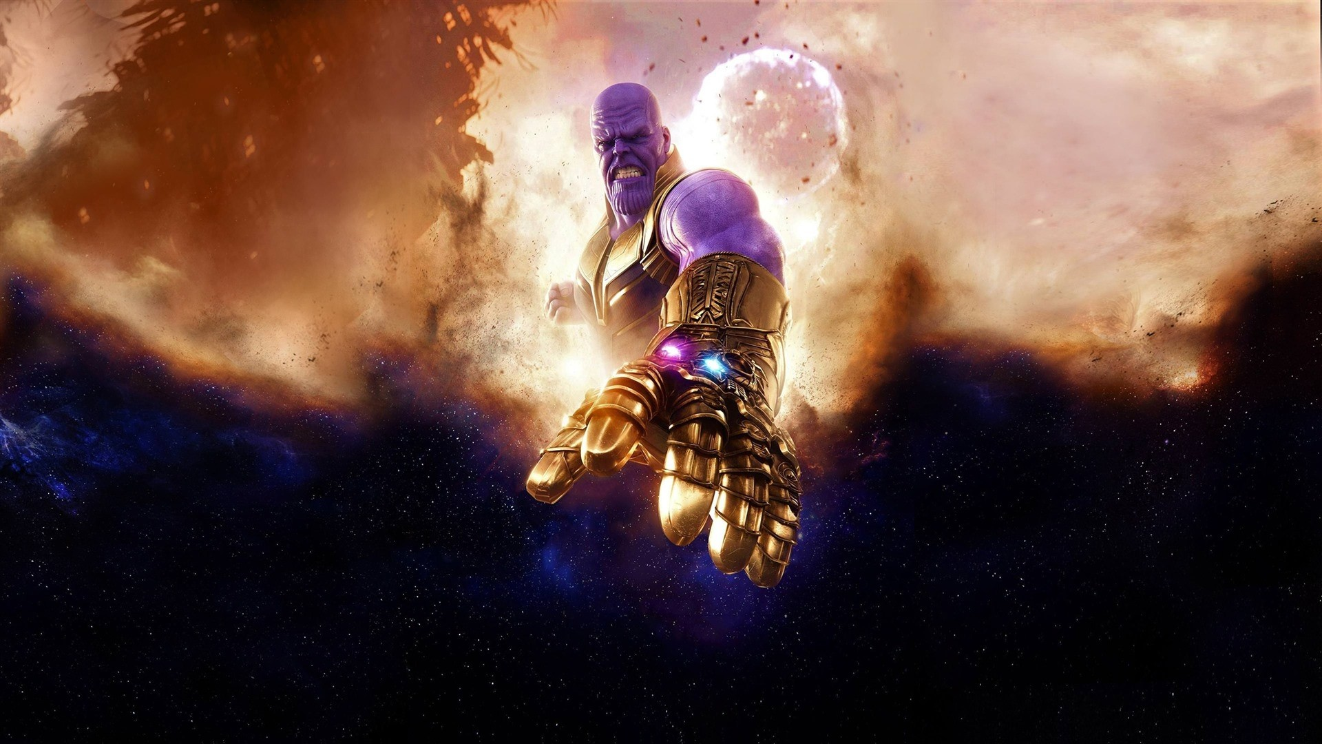 Thanos Wallpaper for pc
