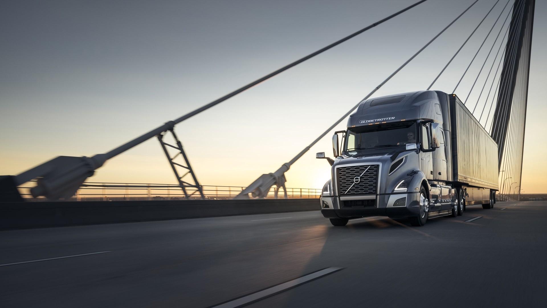Truck Desktop Wallpaper