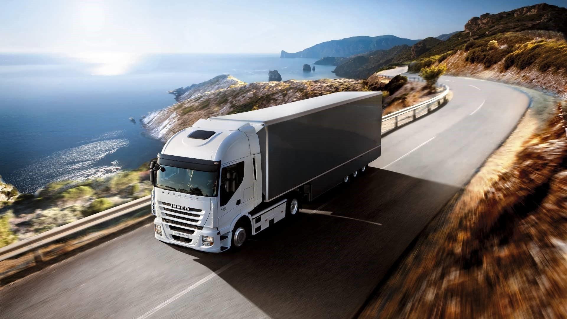 Truck Full HD Wallpaper