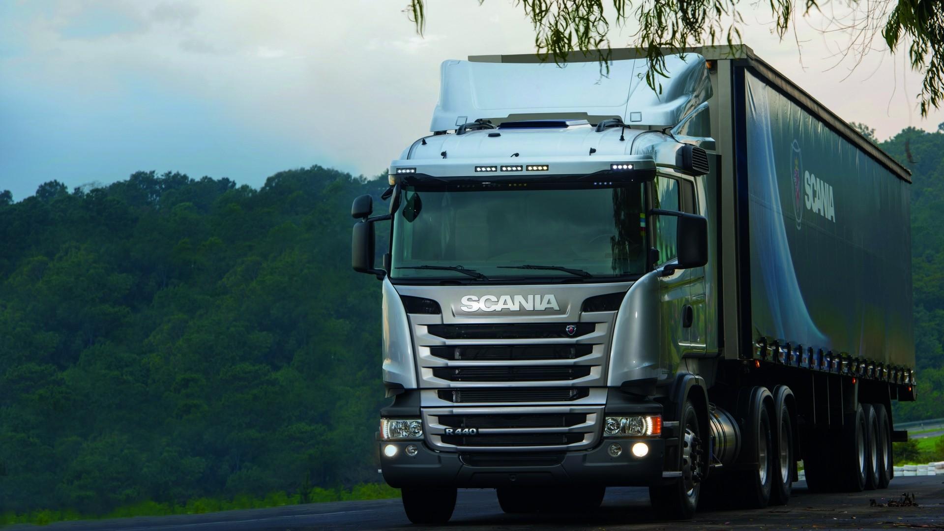 Truck a wallpaper