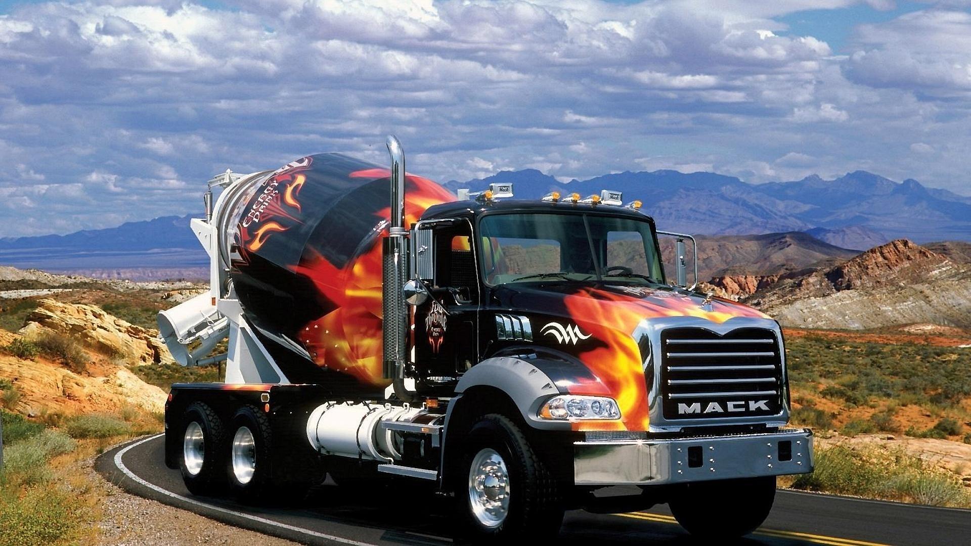 Truck Wallpaper for pc