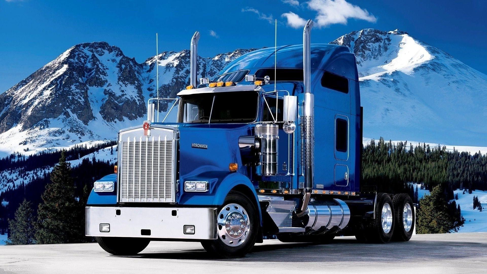 Truck Free Wallpaper