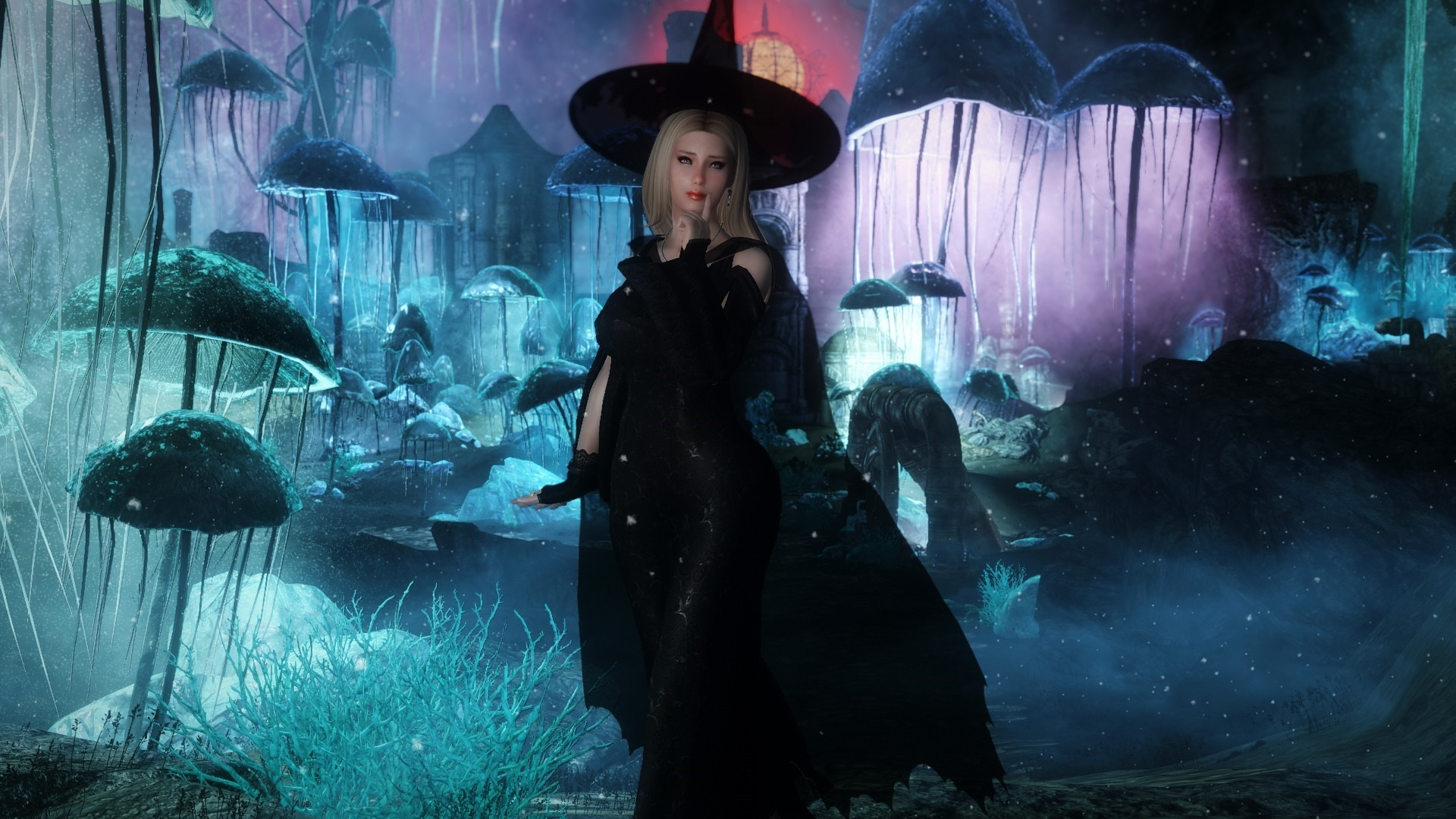 Witch PC Wallpaper HD