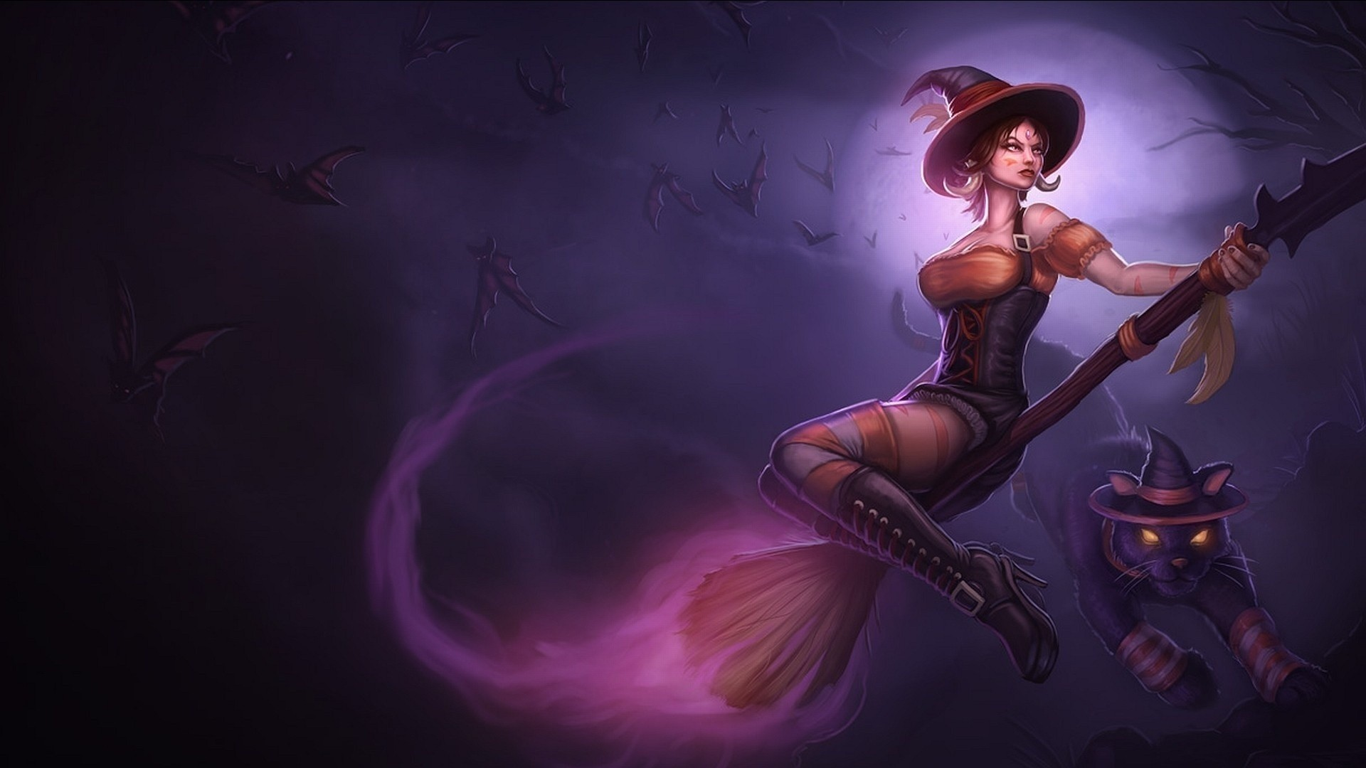Witch Wallpaper Picture hd