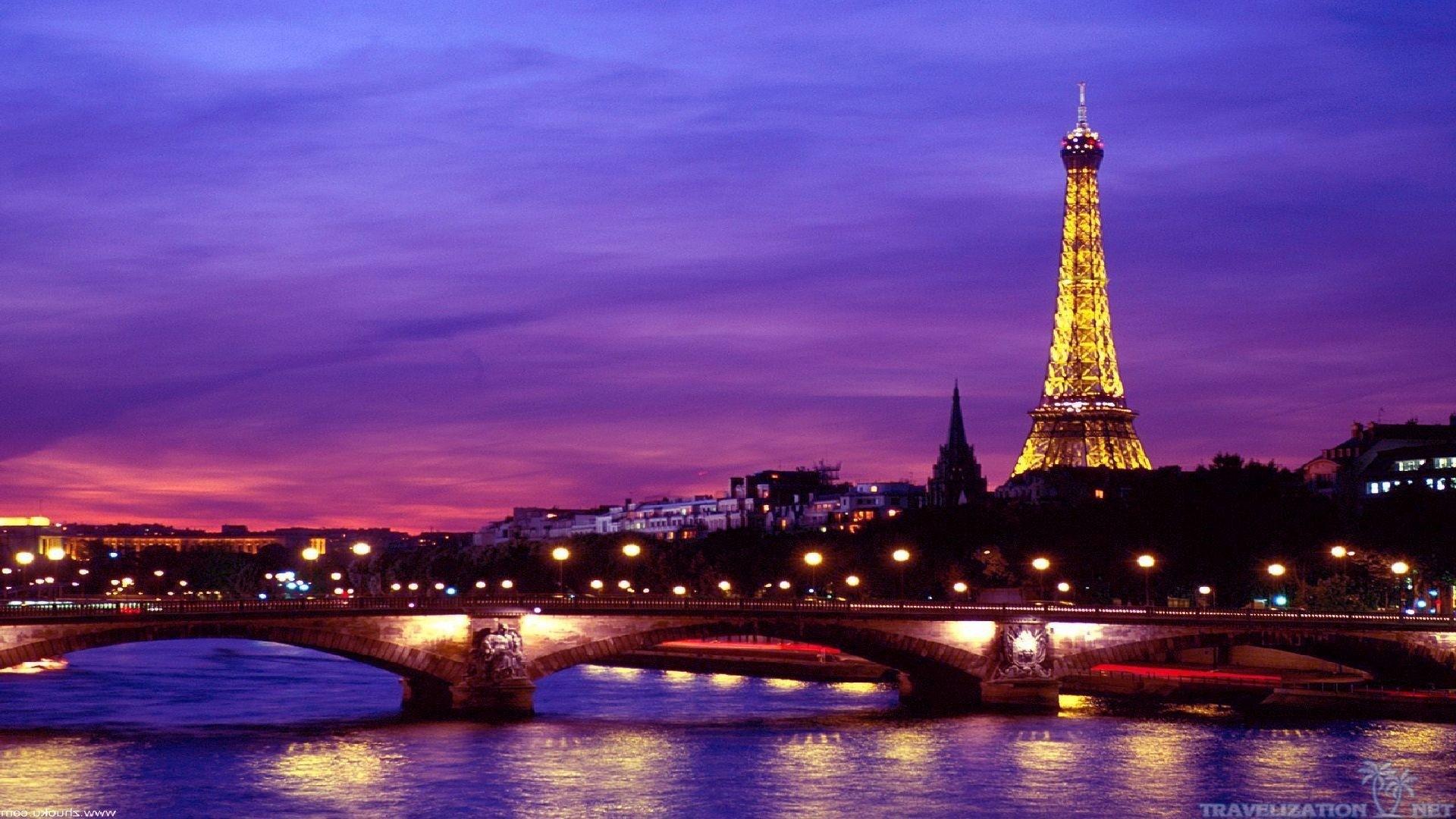 Eiffel Tower a wallpaper