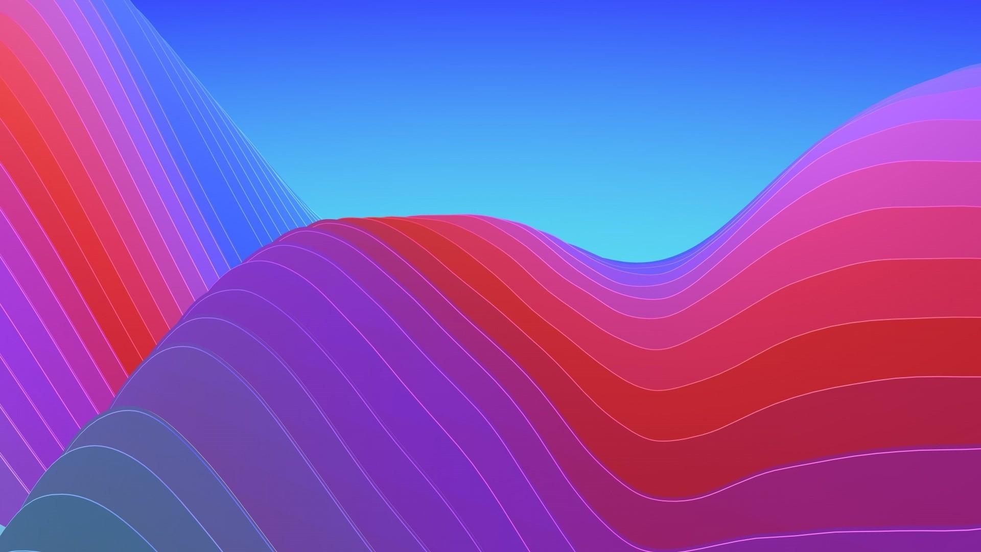 Gradient hd desktop wallpaper