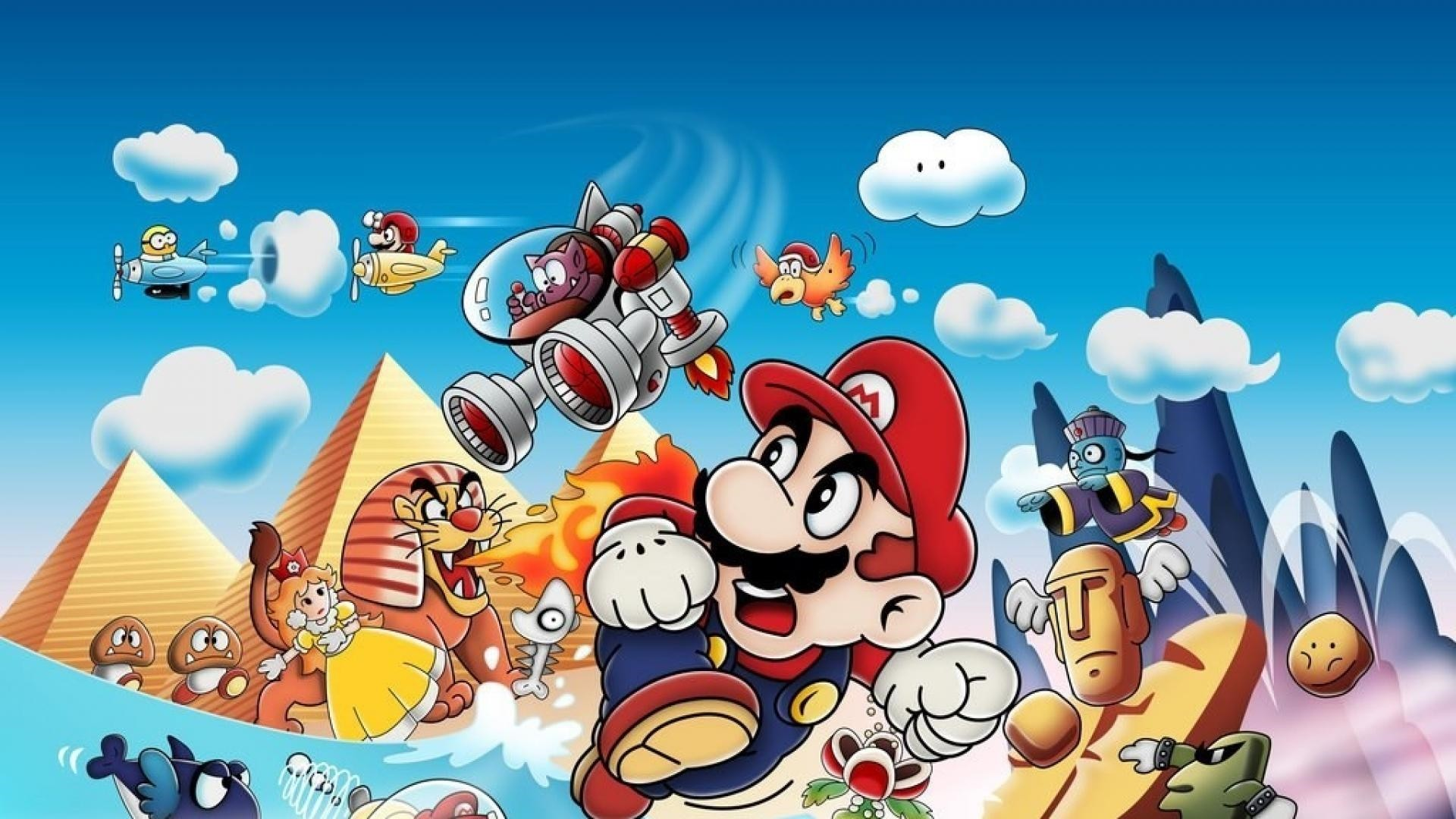 Nintendo Wallpapers 20 Images Wallpaperboat