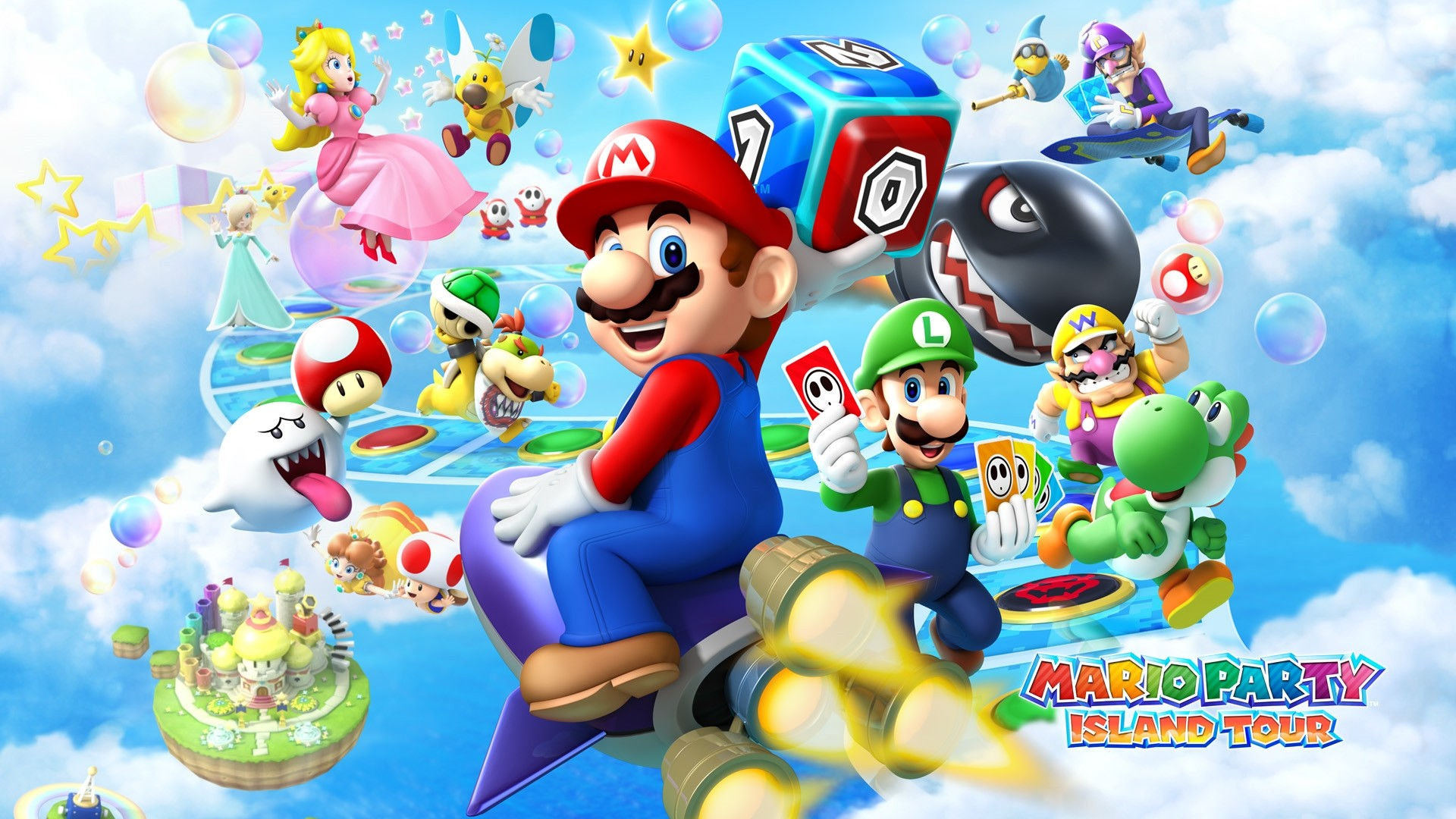 Nintendo Free Wallpaper