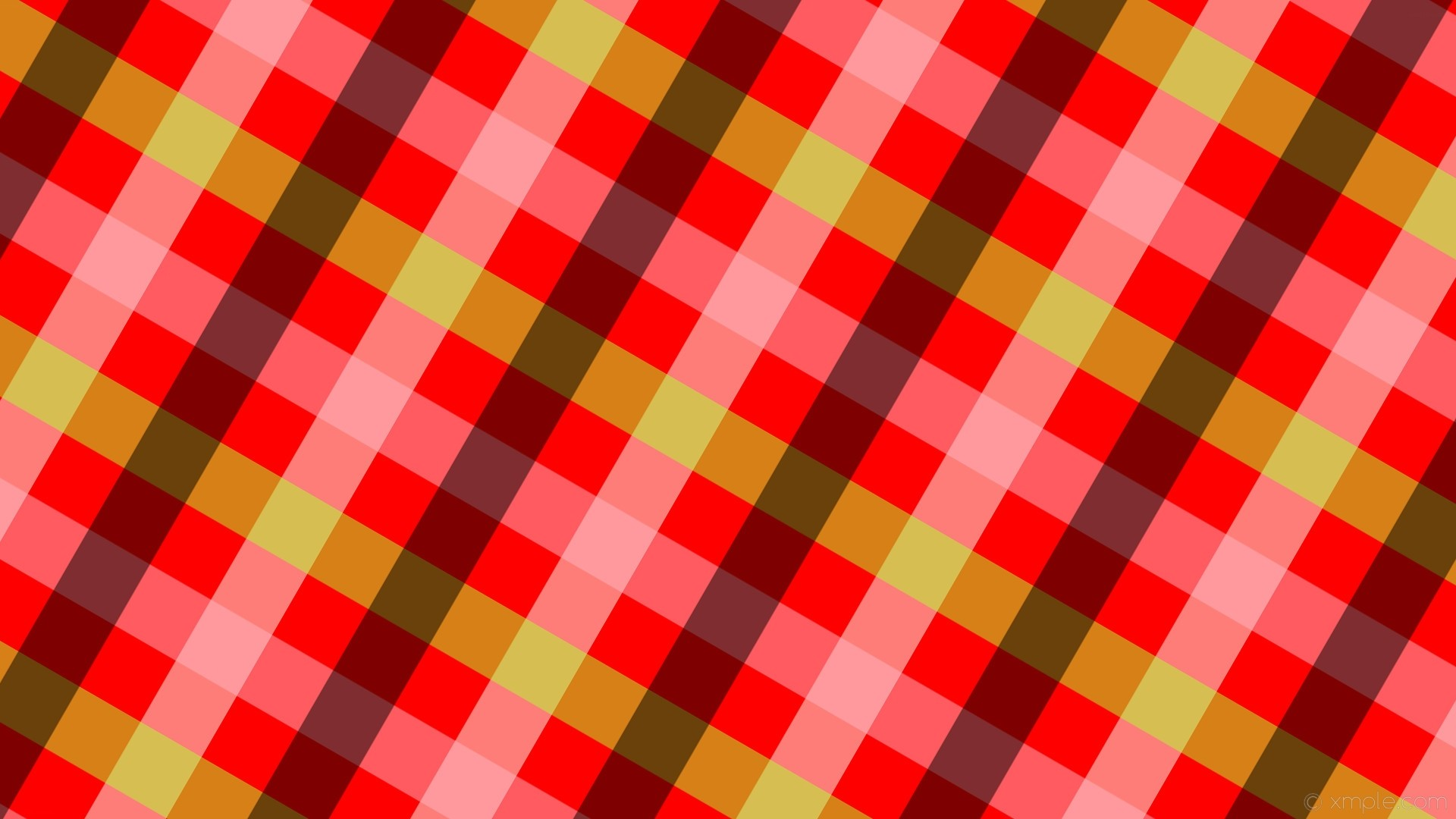Plaid Background Wallpaper