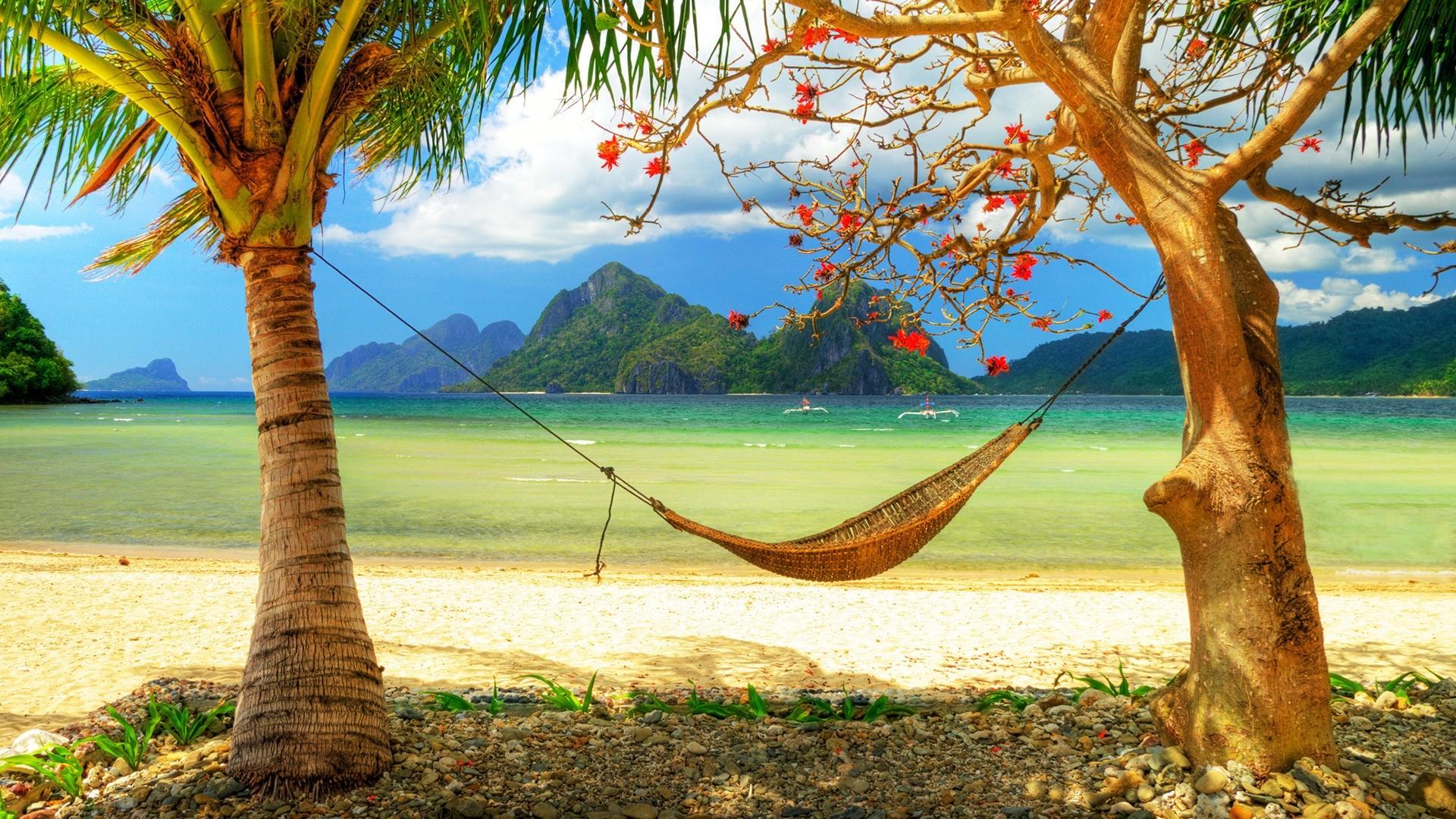 Relaxing PC Wallpaper HD