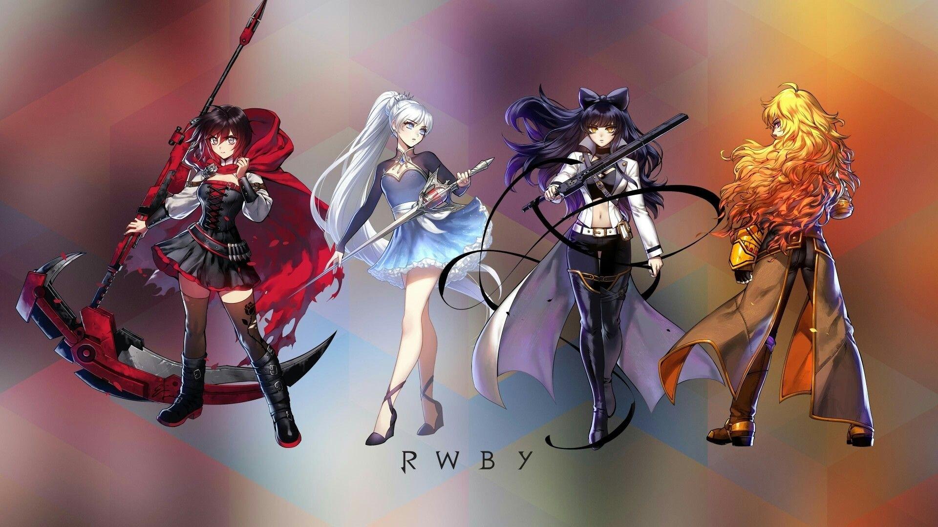 Rwby PC Wallpaper HD