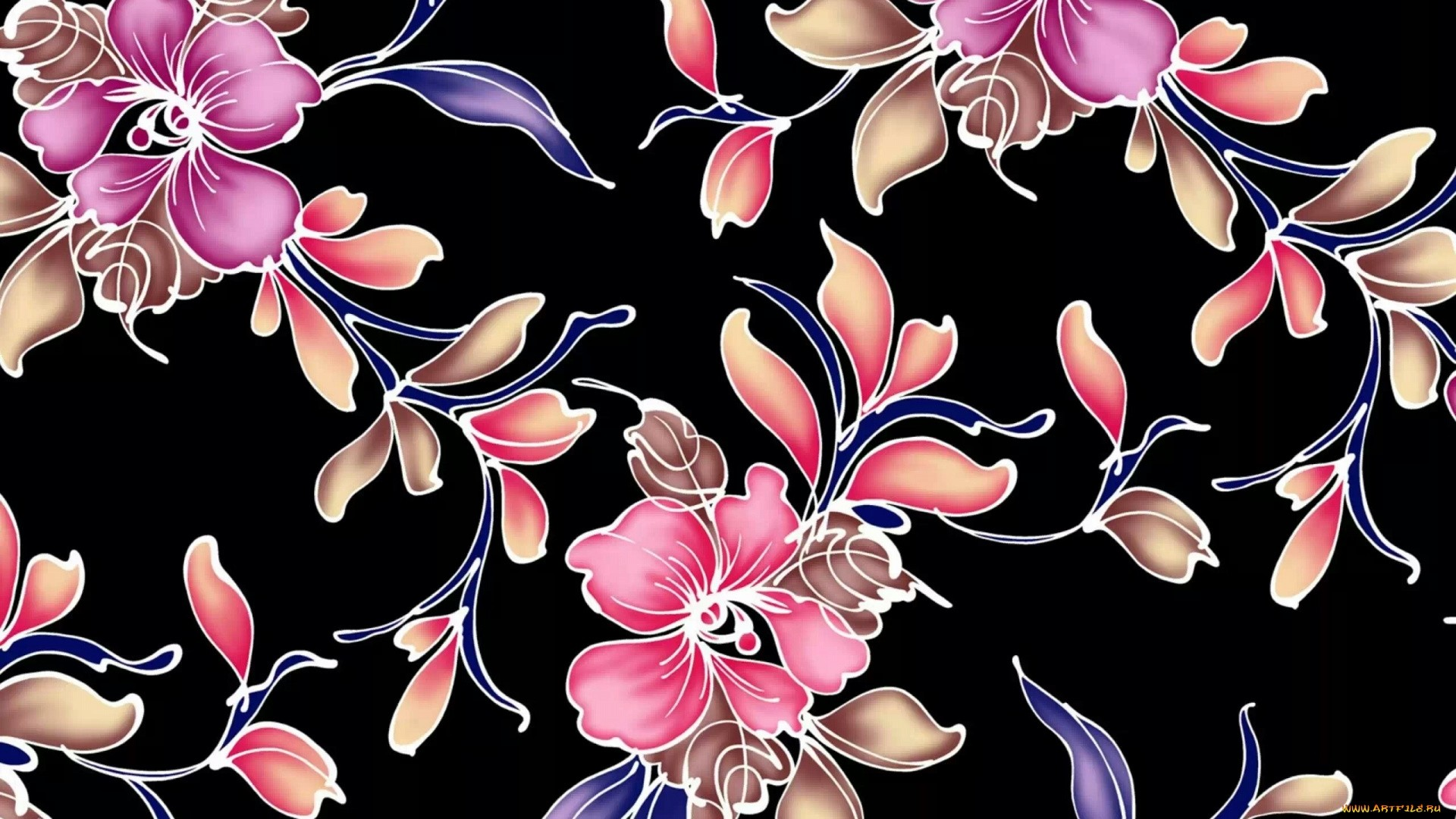 Spoonflower Wallpaper theme