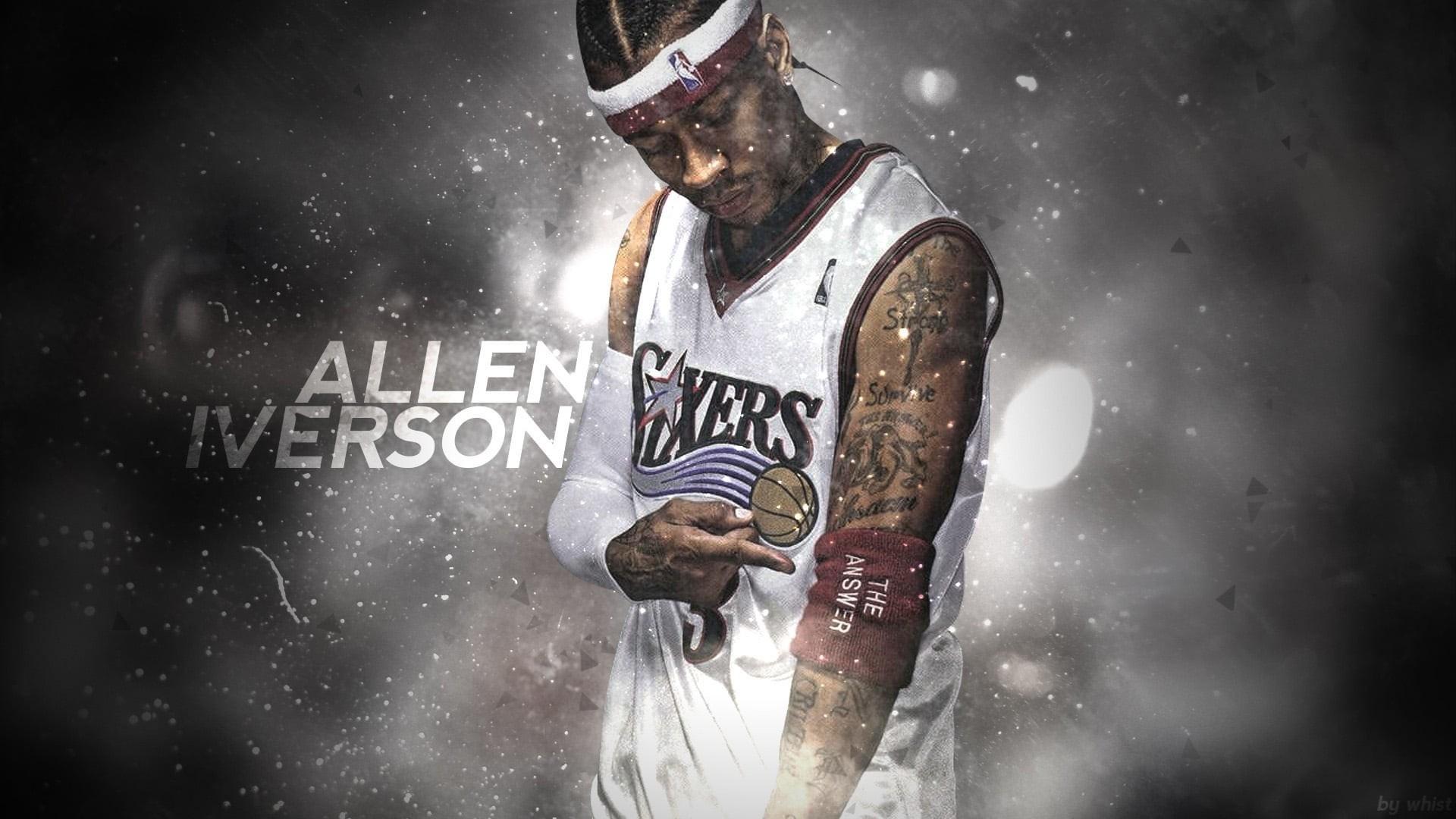 Allen Iverson Download Wallpaper