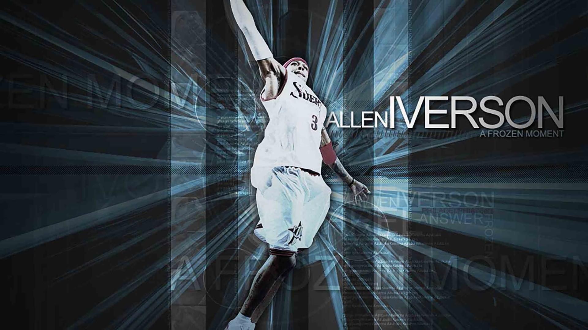 Allen Iverson Desktop Wallpaper
