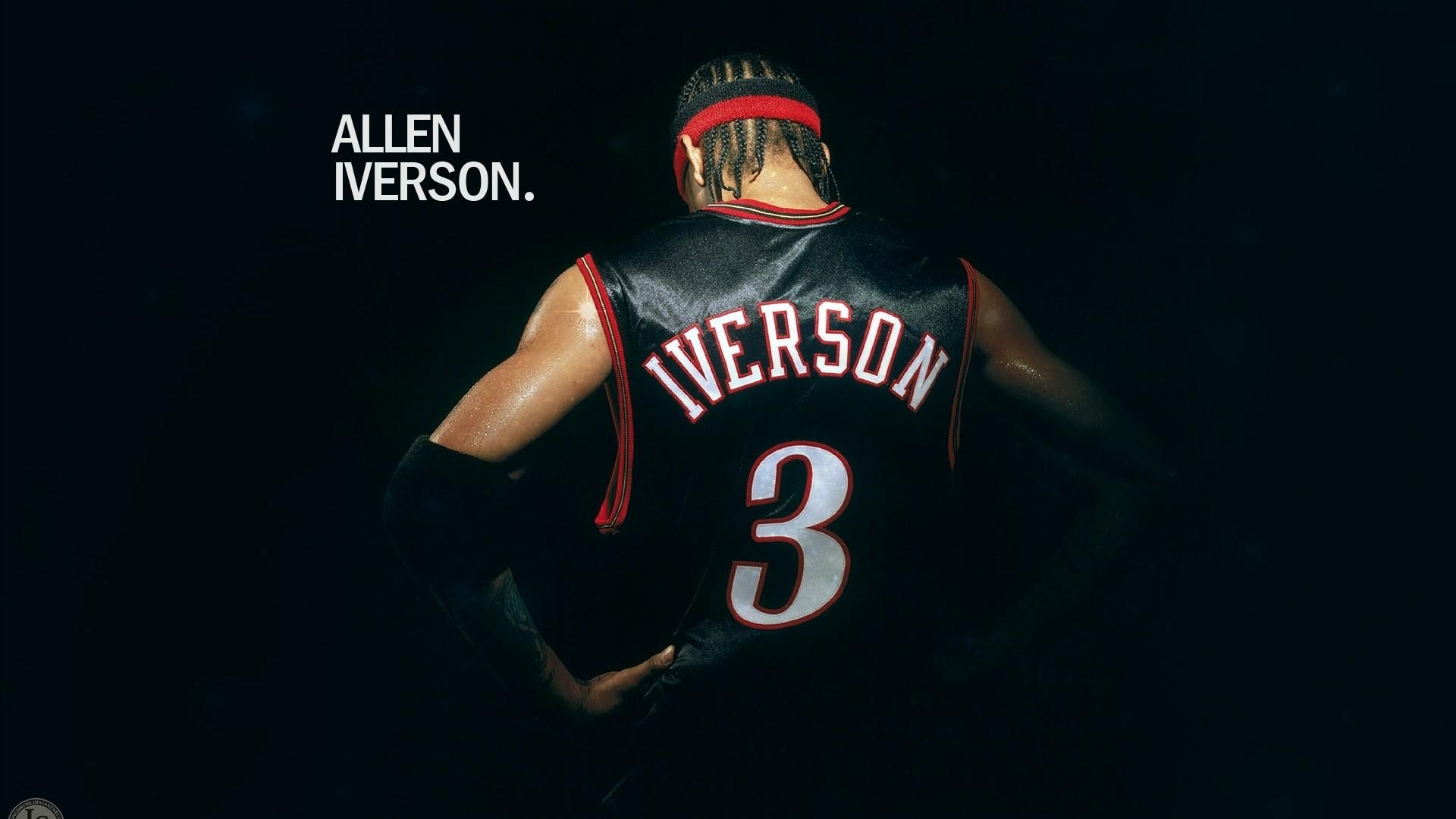 Allen Iverson HD Wallpaper