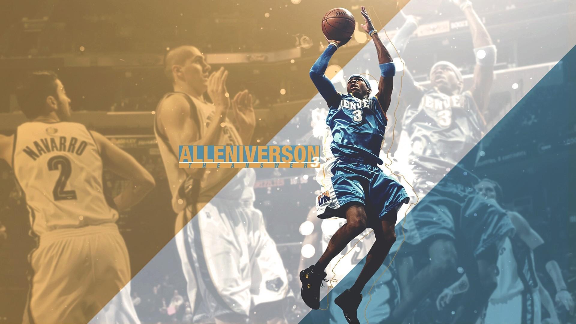Allen Iverson Pic