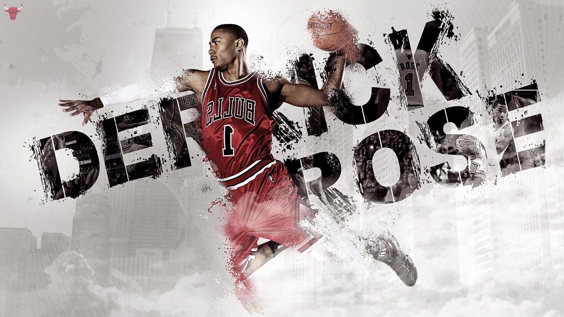 Derrick Rose High Quality