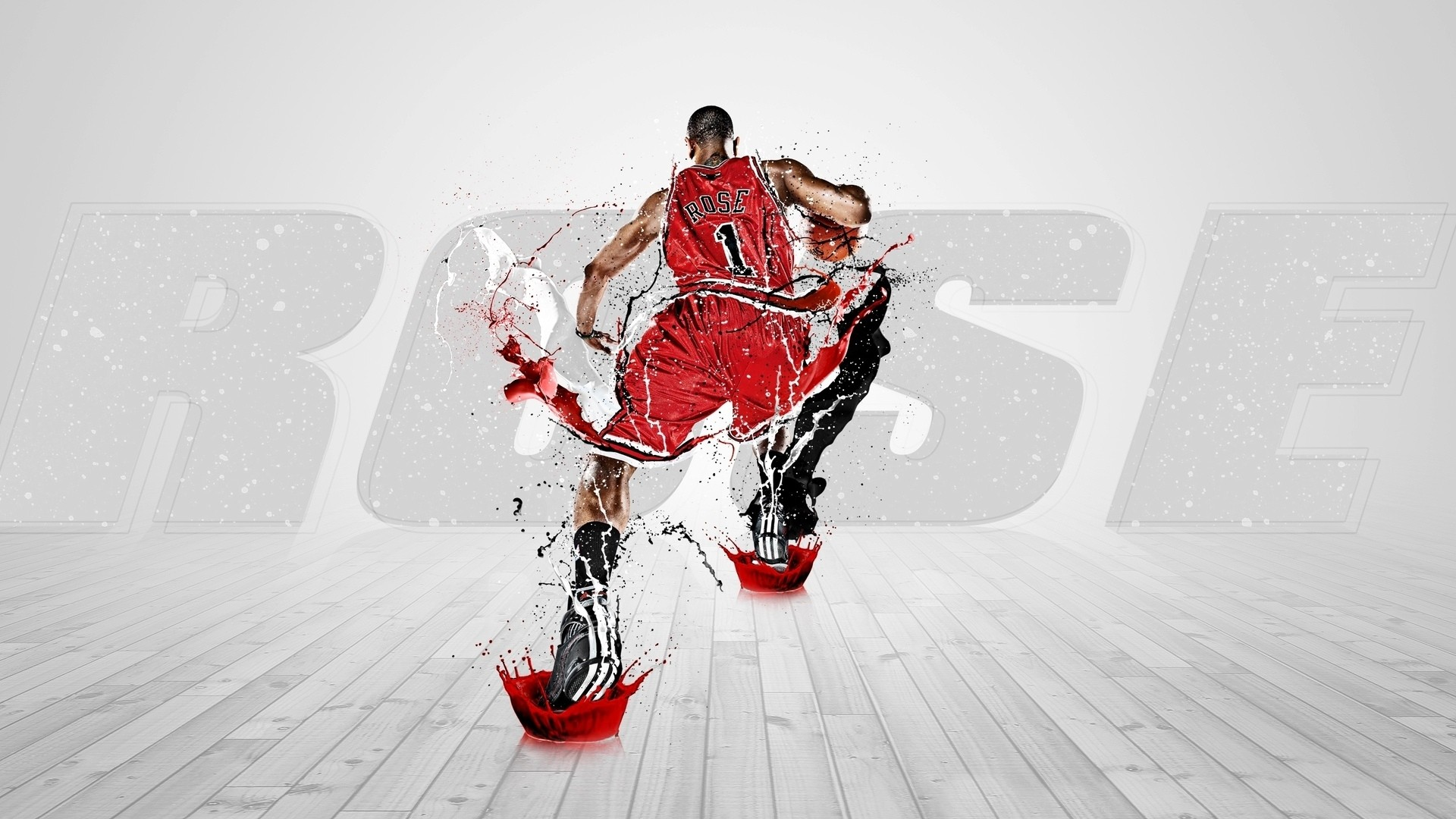 Derrick Rose Wallpaper and Background