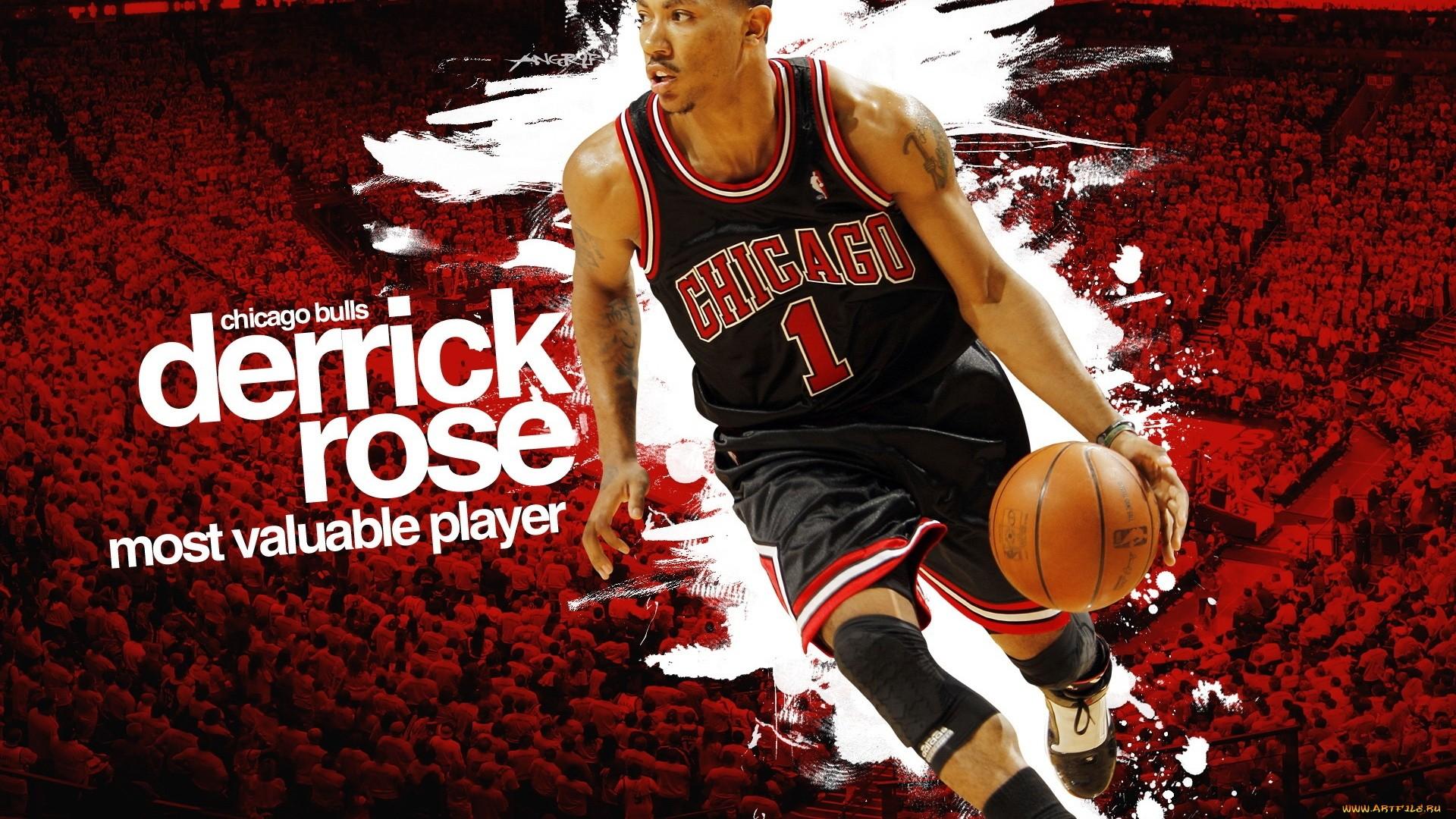 Derrick Rose Download Wallpaper