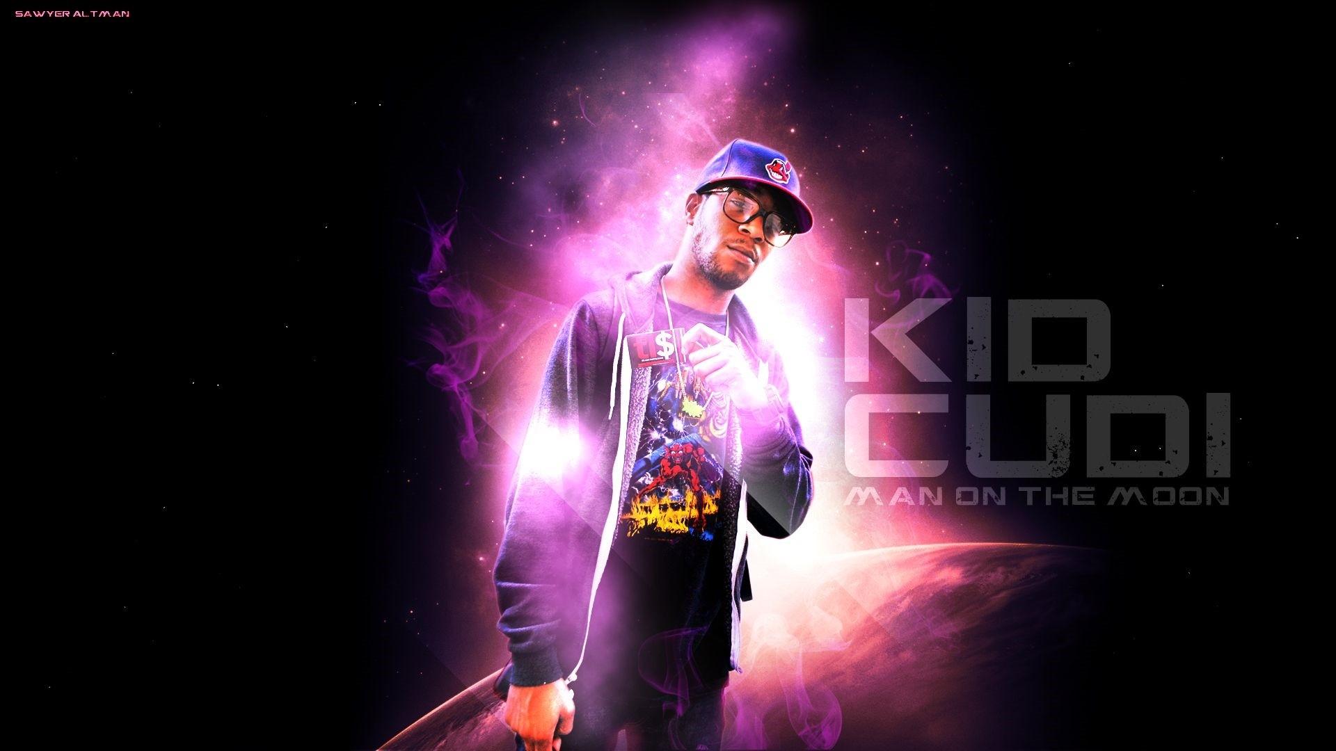 Kid Cudi hd desktop wallpaper