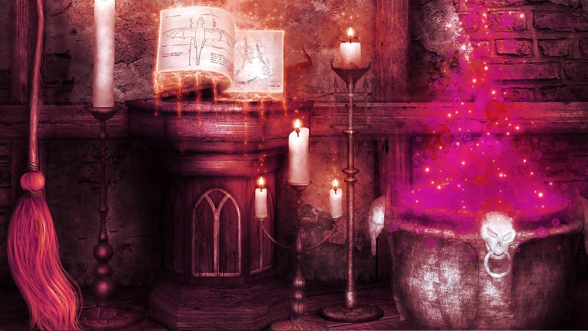 Magic HD Wallpaper
